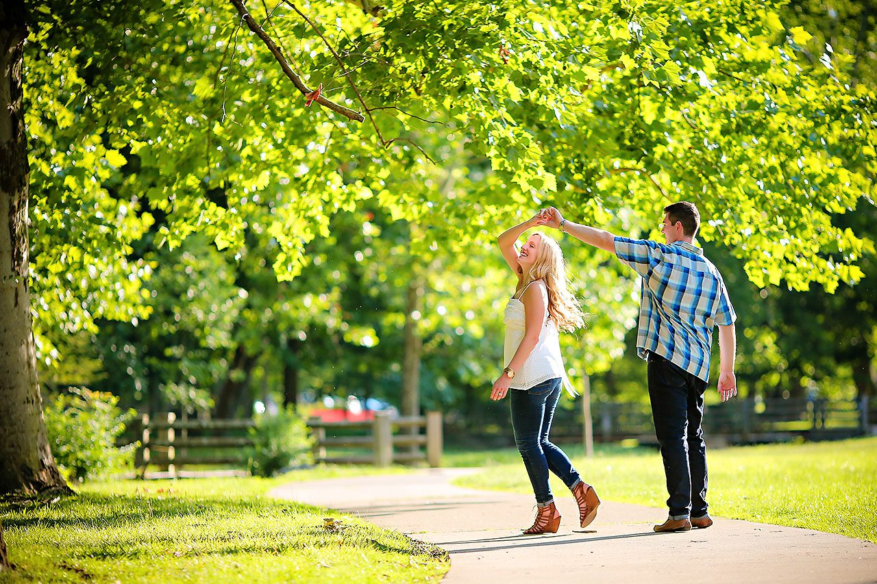 Jordan Ryan IU Engagement Session 161