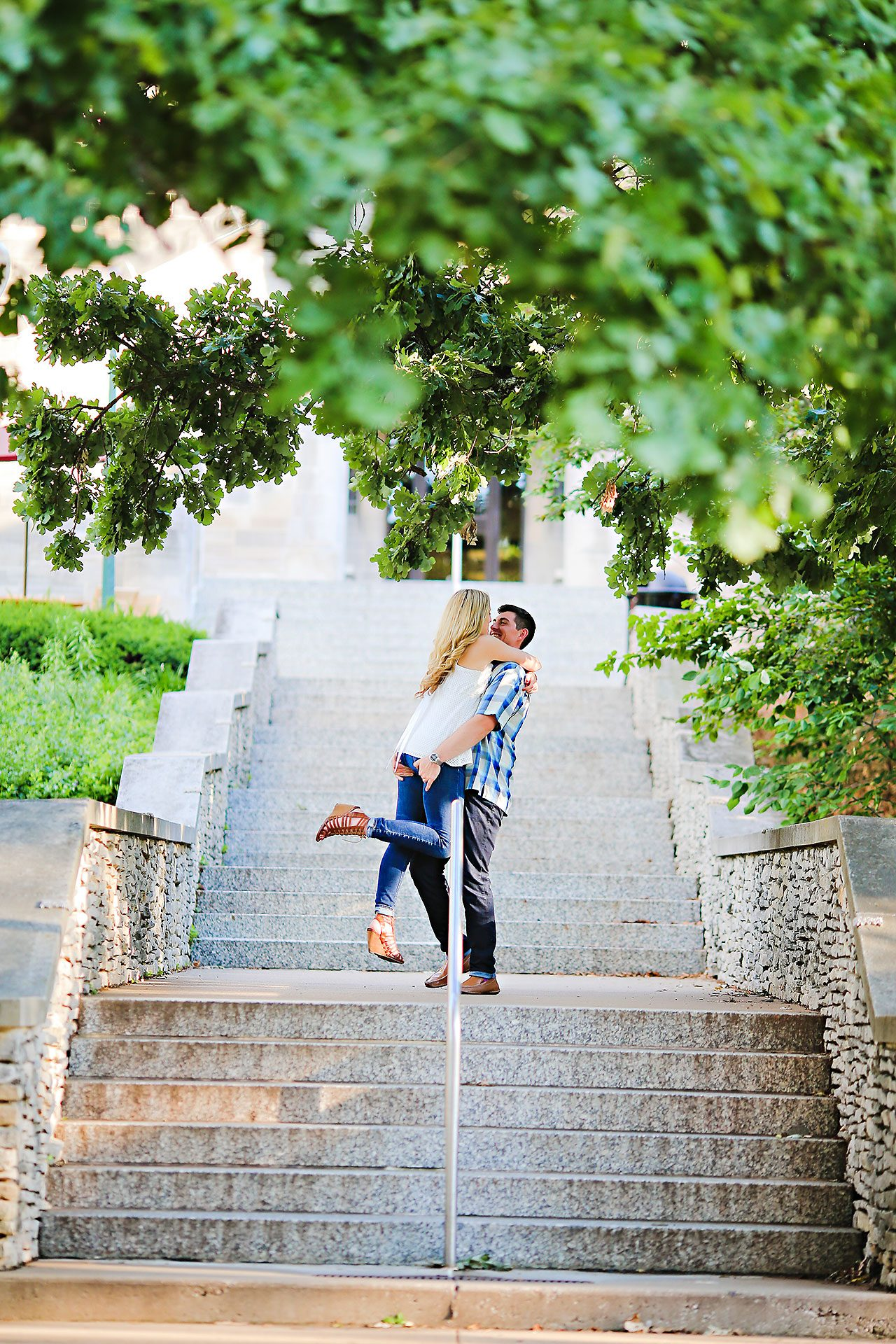 Jordan Ryan IU Engagement Session 182