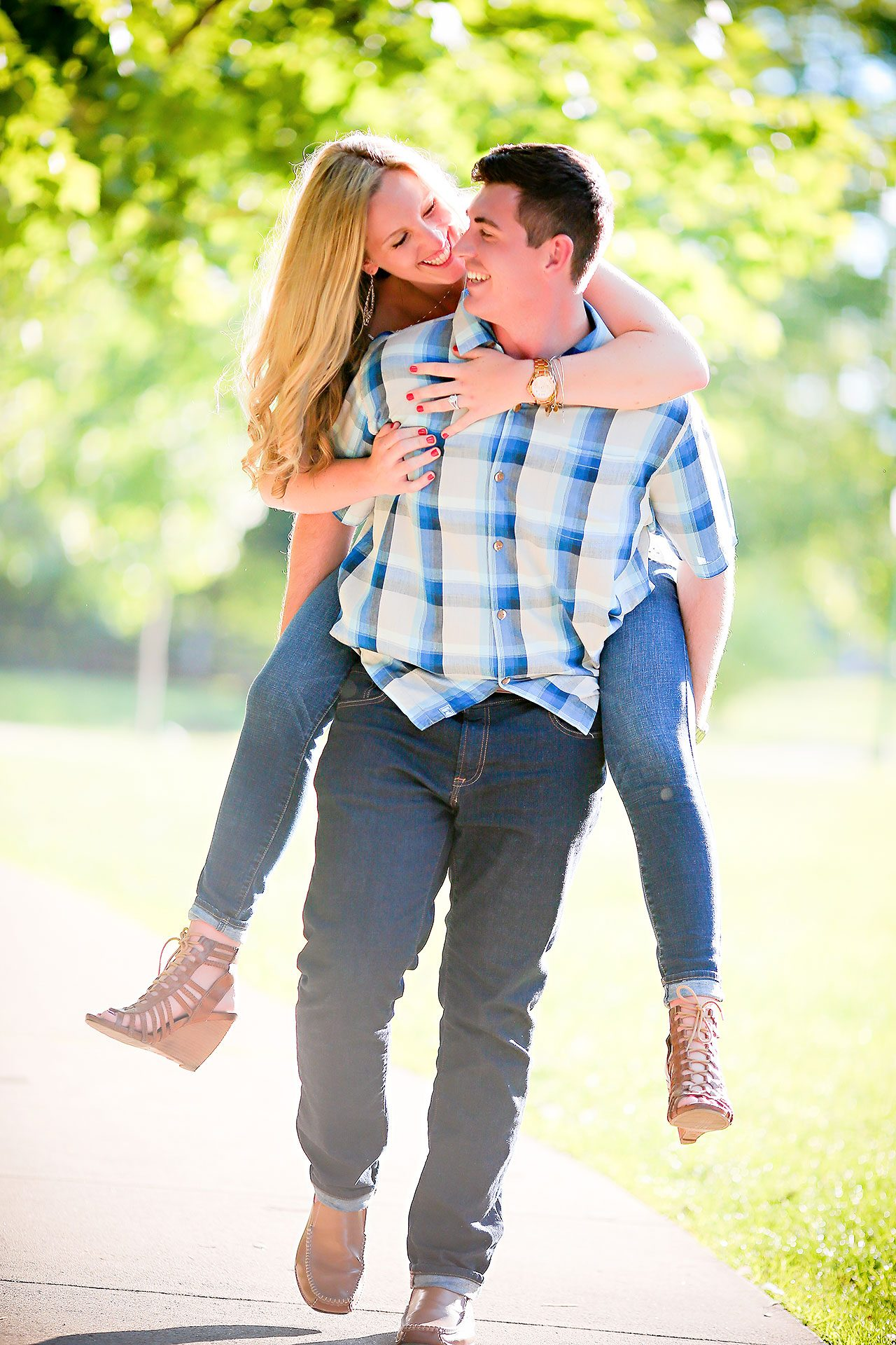 Jordan Ryan IU Engagement Session 192