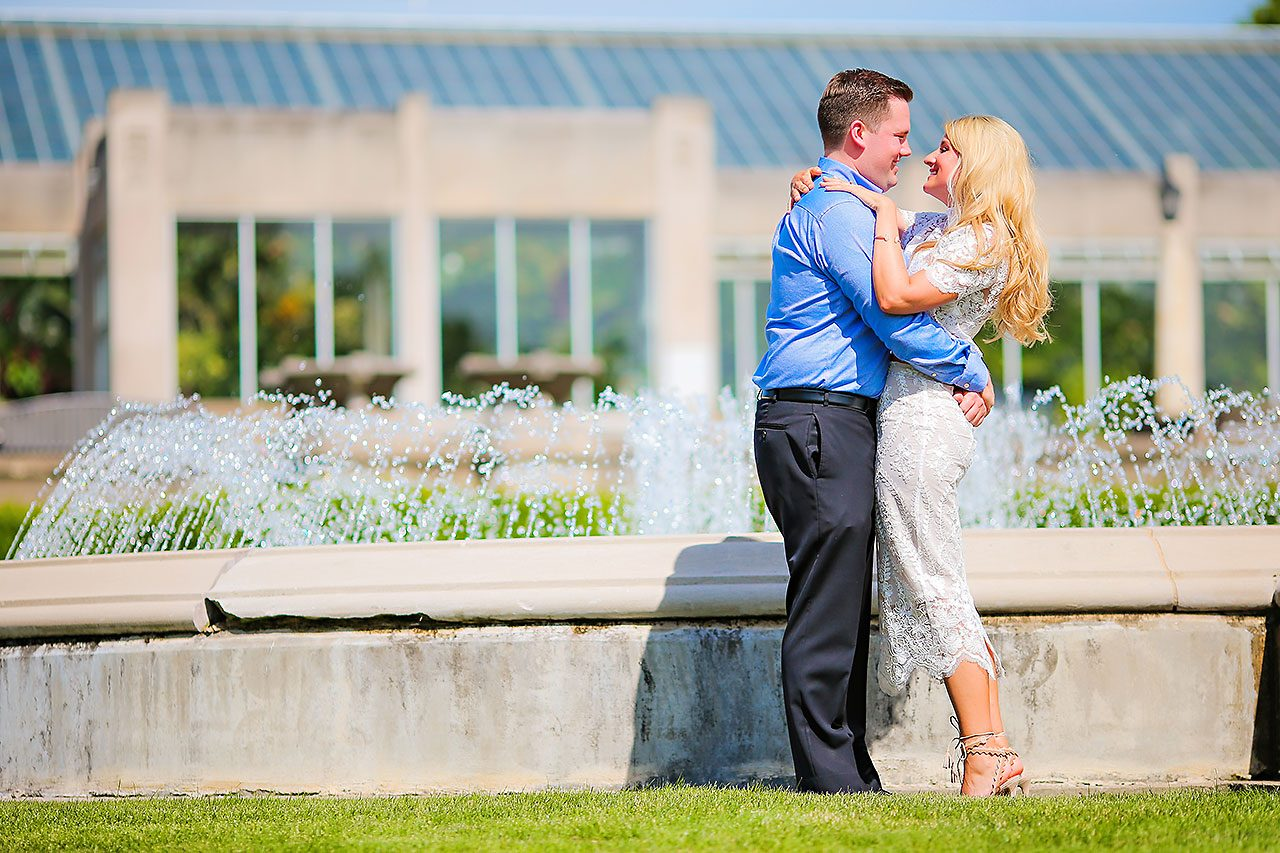 Taryn Jon Indianapolis Engagement Session 048