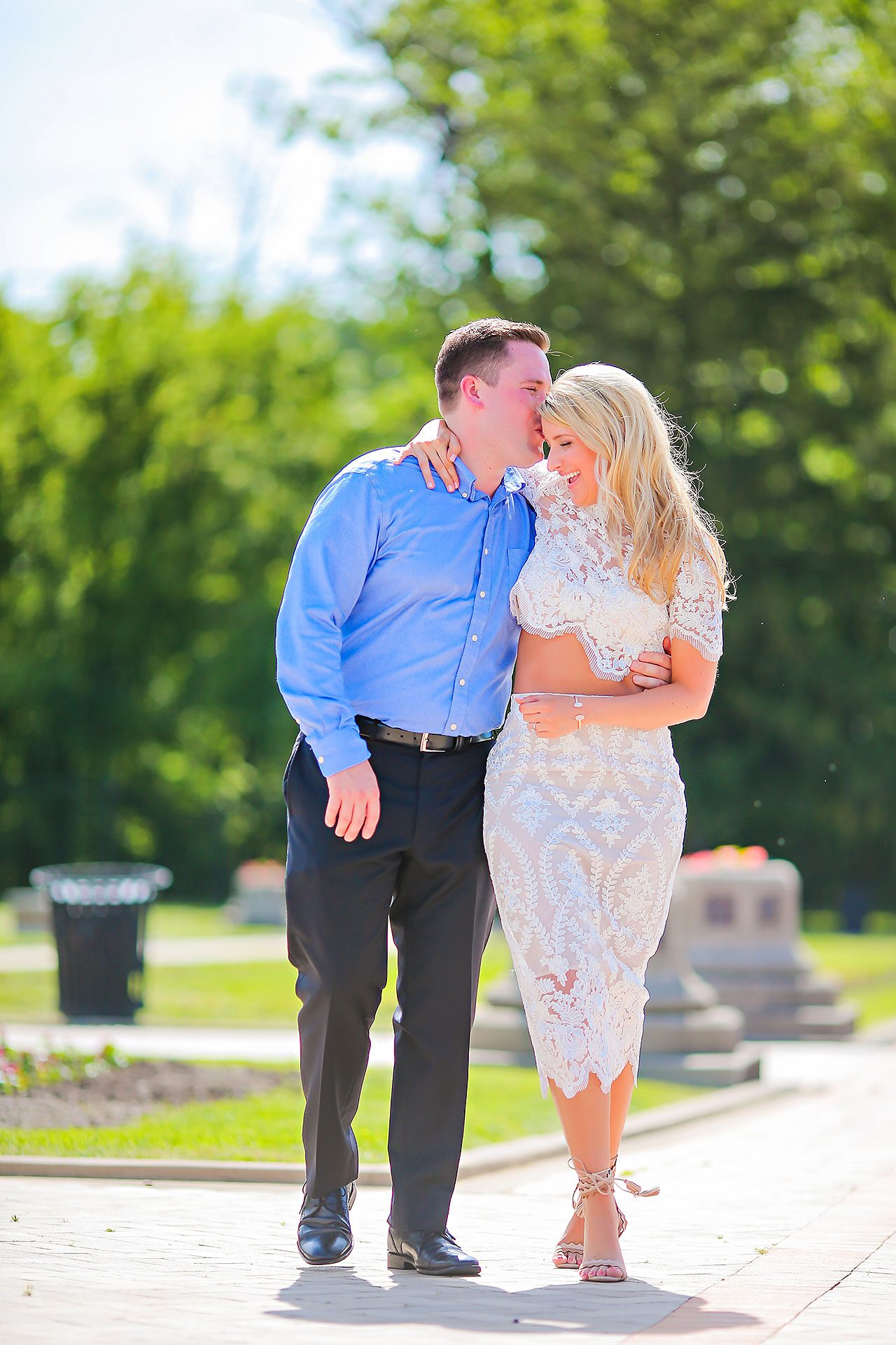 Taryn Jon Indianapolis Engagement Session 067