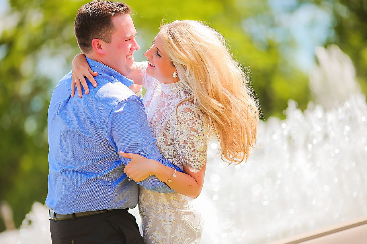 Taryn Jon Indianapolis Engagement Session 071