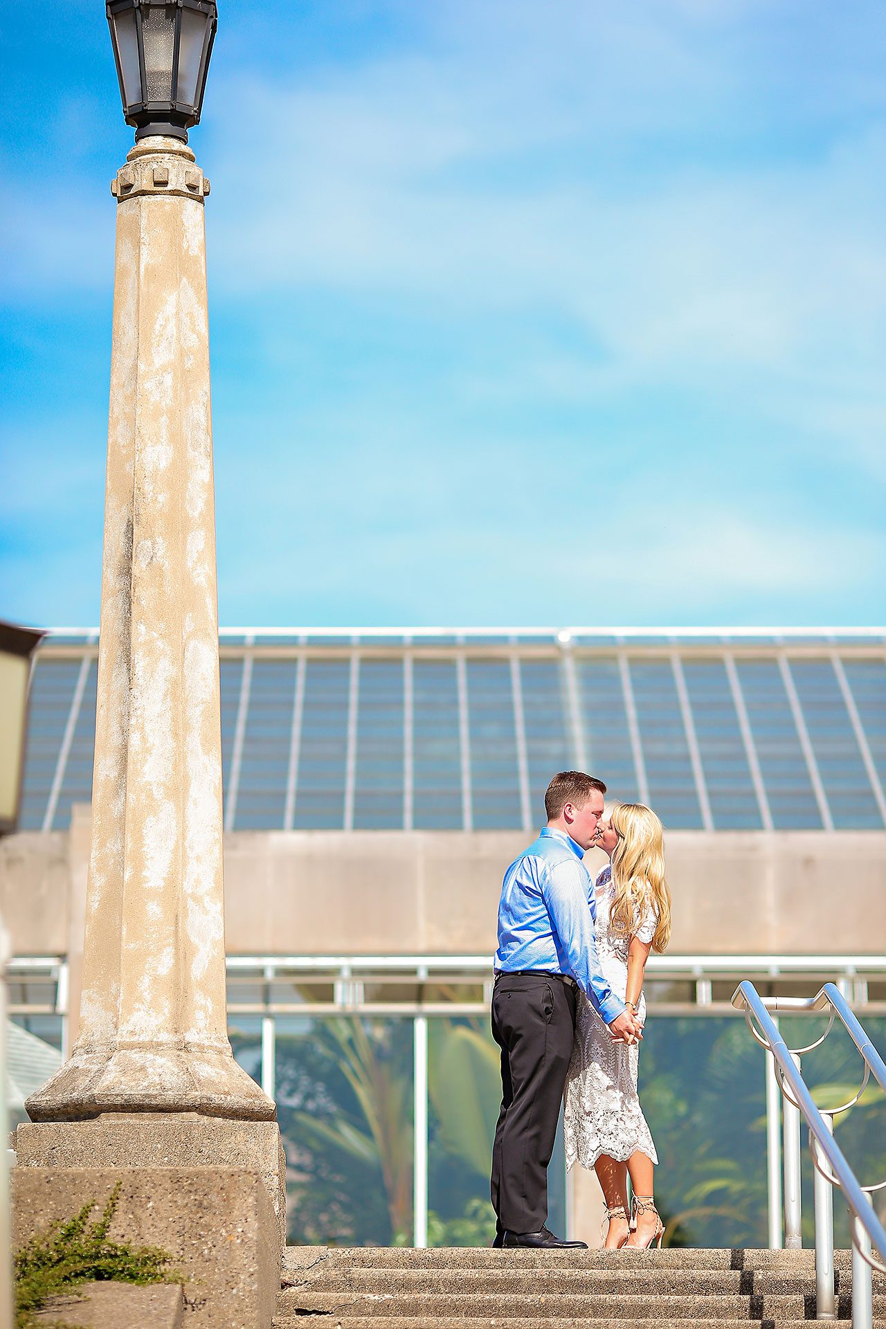 Taryn Jon Indianapolis Engagement Session 077