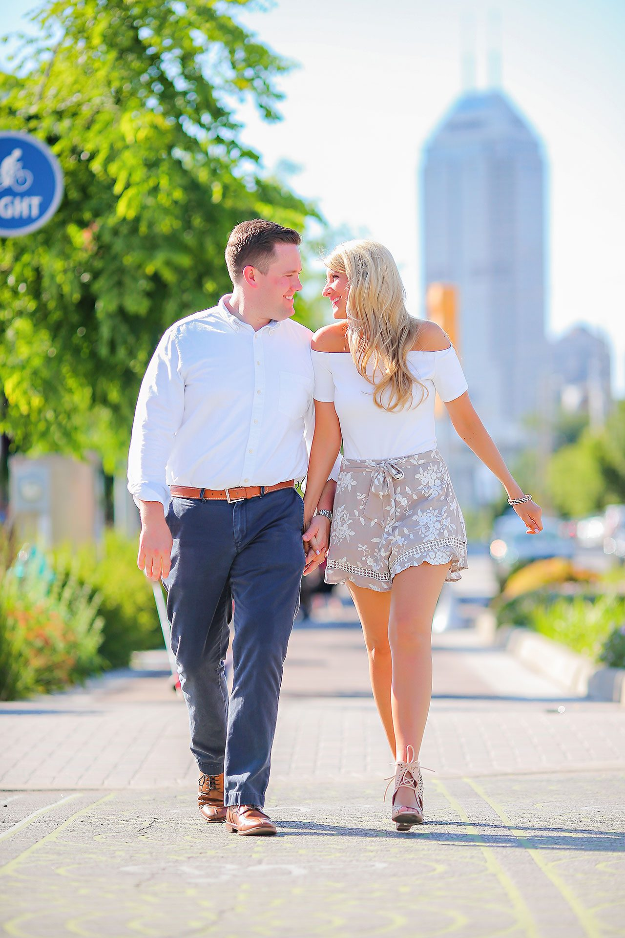 Taryn Jon Indianapolis Engagement Session 087