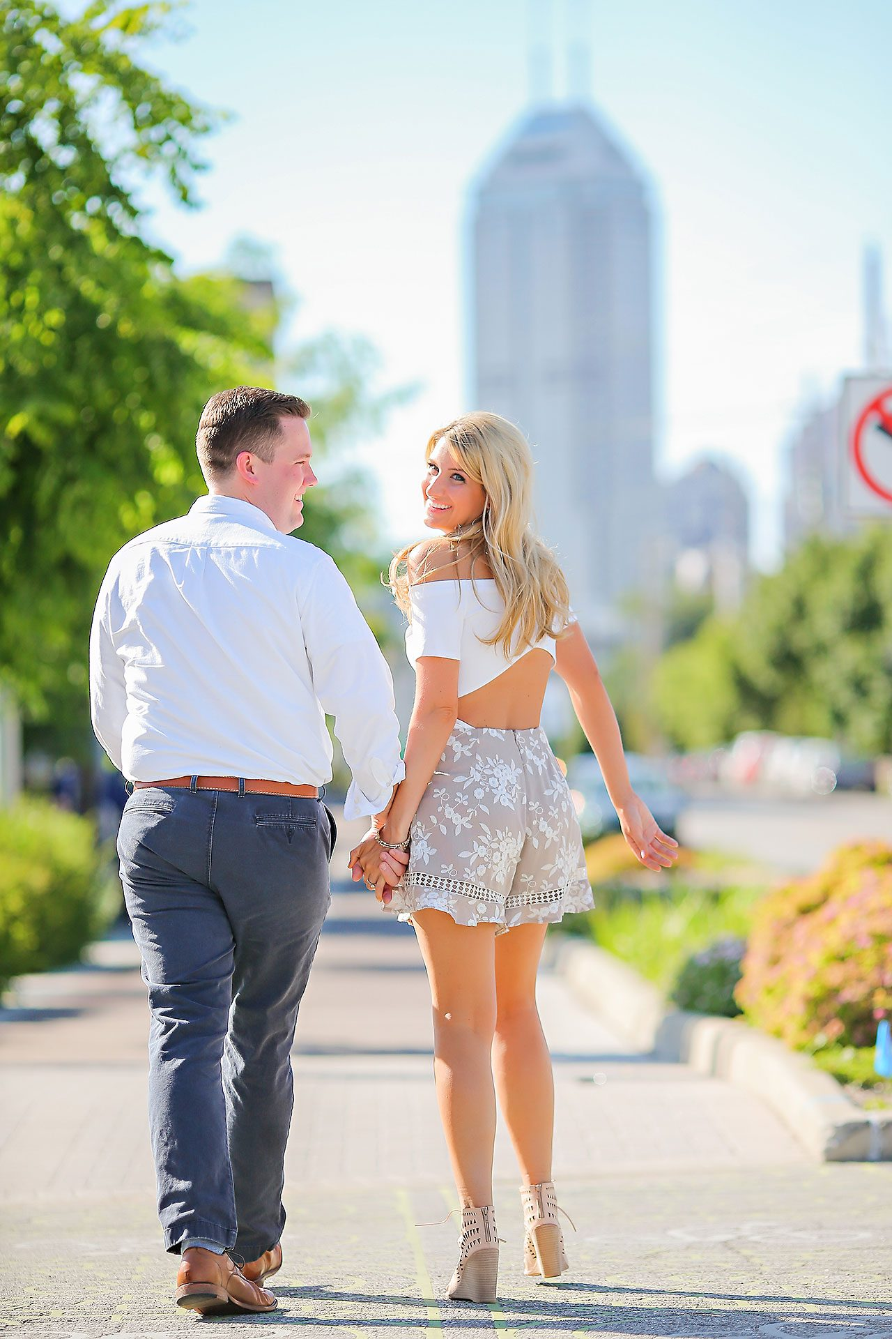 Taryn Jon Indianapolis Engagement Session 089