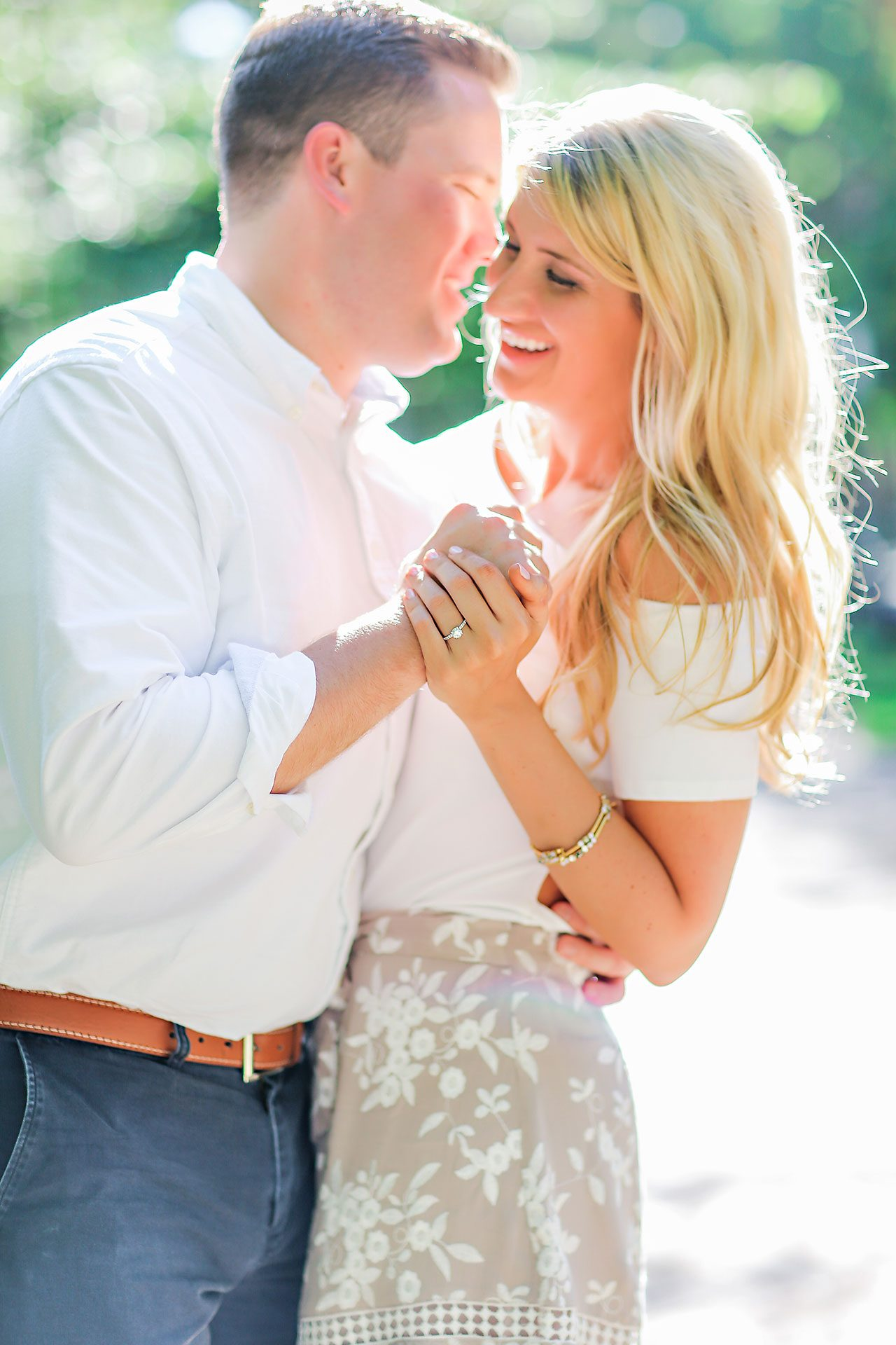 Taryn Jon Indianapolis Engagement Session 109