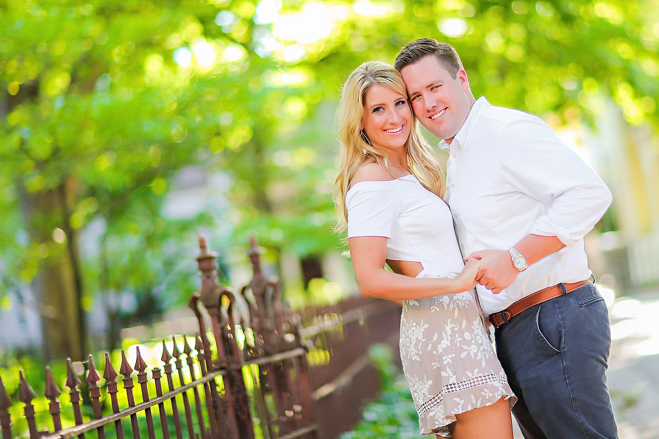 Taryn Jon Indianapolis Engagement Session 112