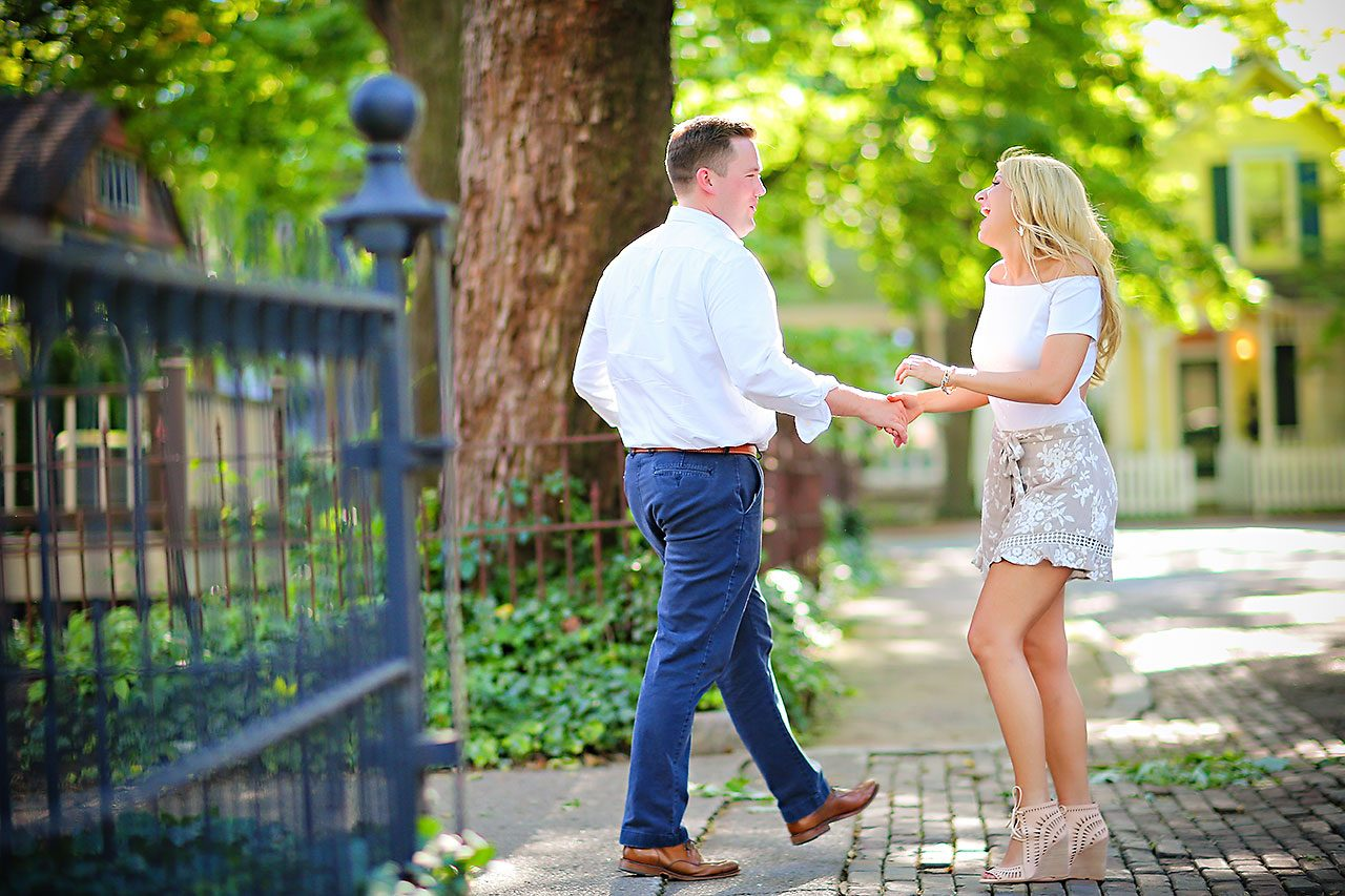 Taryn Jon Indianapolis Engagement Session 124