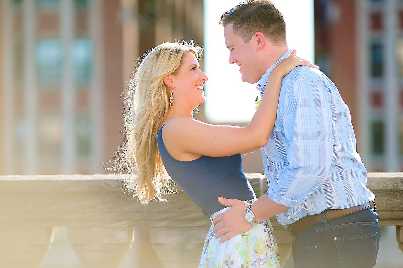 Taryn Jon Indianapolis Engagement Session 133