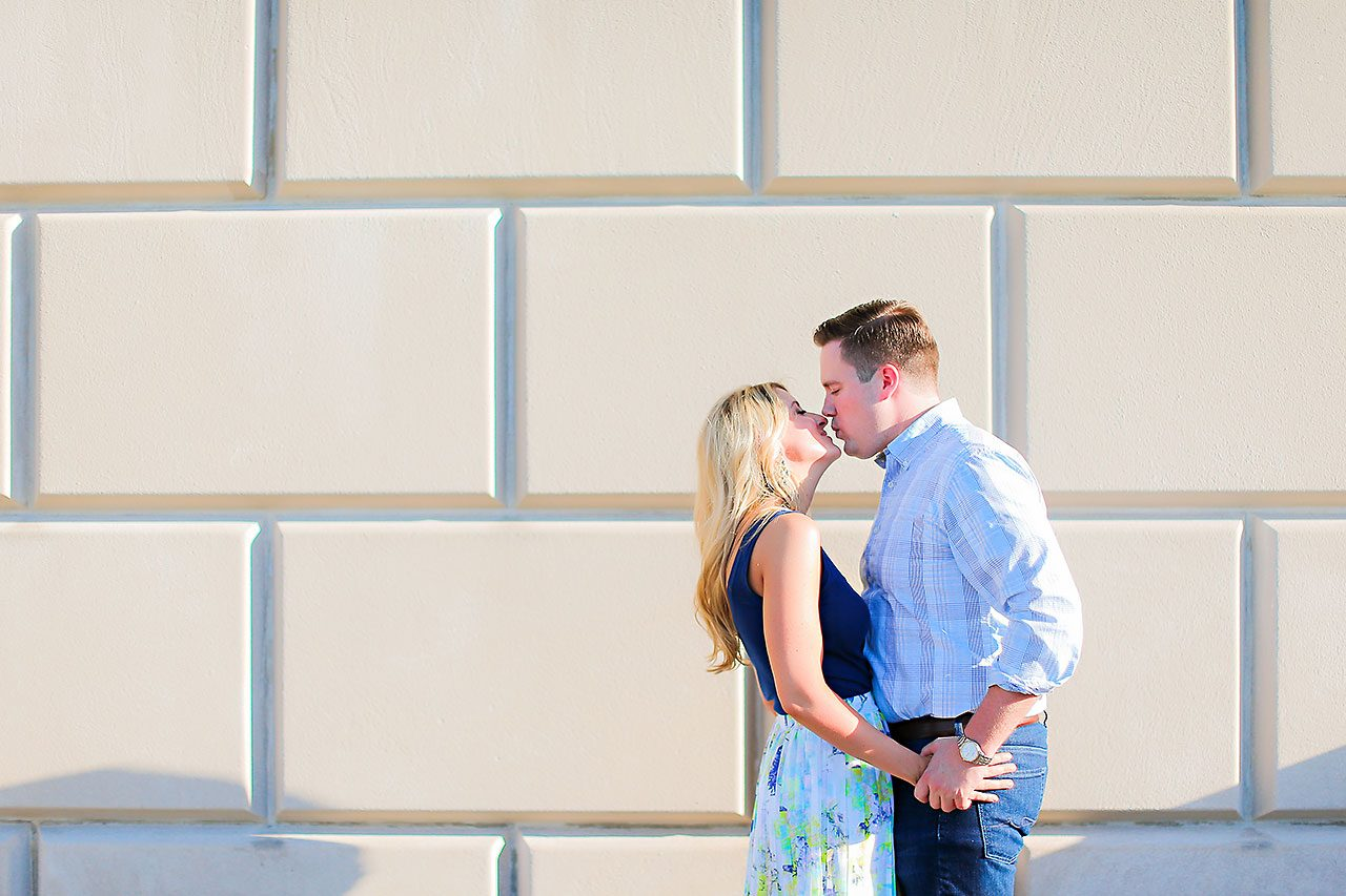Taryn Jon Indianapolis Engagement Session 134