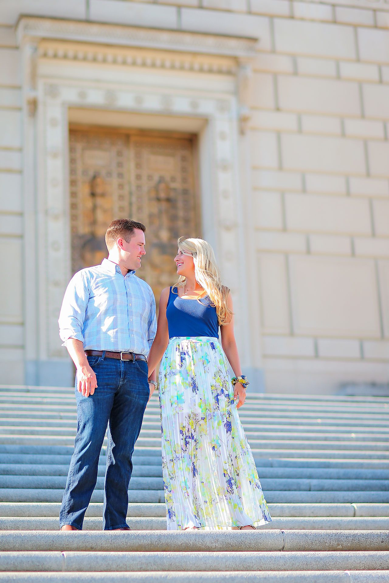 Taryn Jon Indianapolis Engagement Session 135