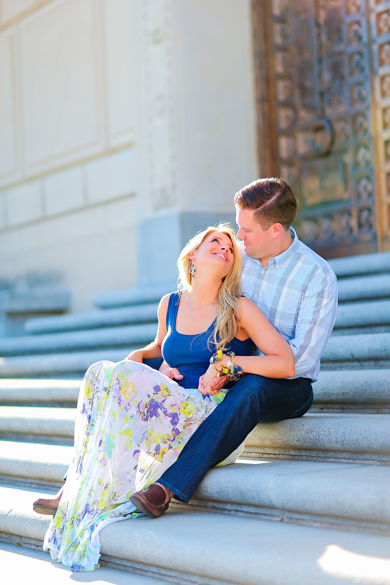 Taryn Jon Indianapolis Engagement Session 138