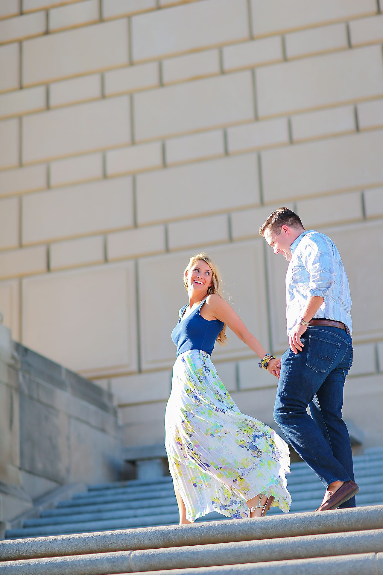 Taryn Jon Indianapolis Engagement Session 141
