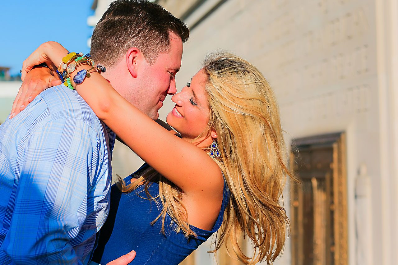 Taryn Jon Indianapolis Engagement Session 143