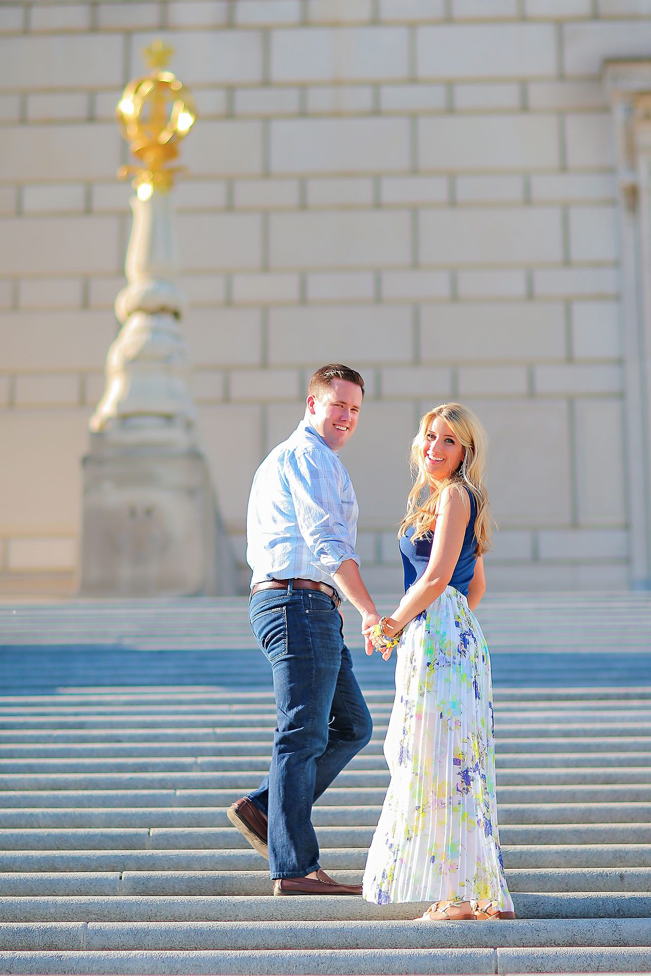 Taryn Jon Indianapolis Engagement Session 147