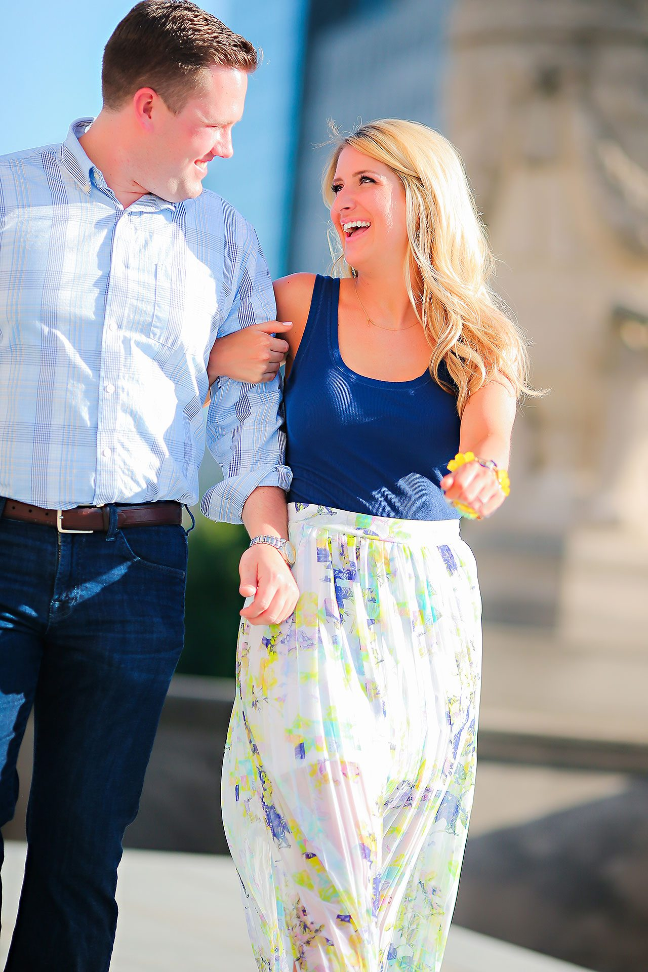 Taryn Jon Indianapolis Engagement Session 148