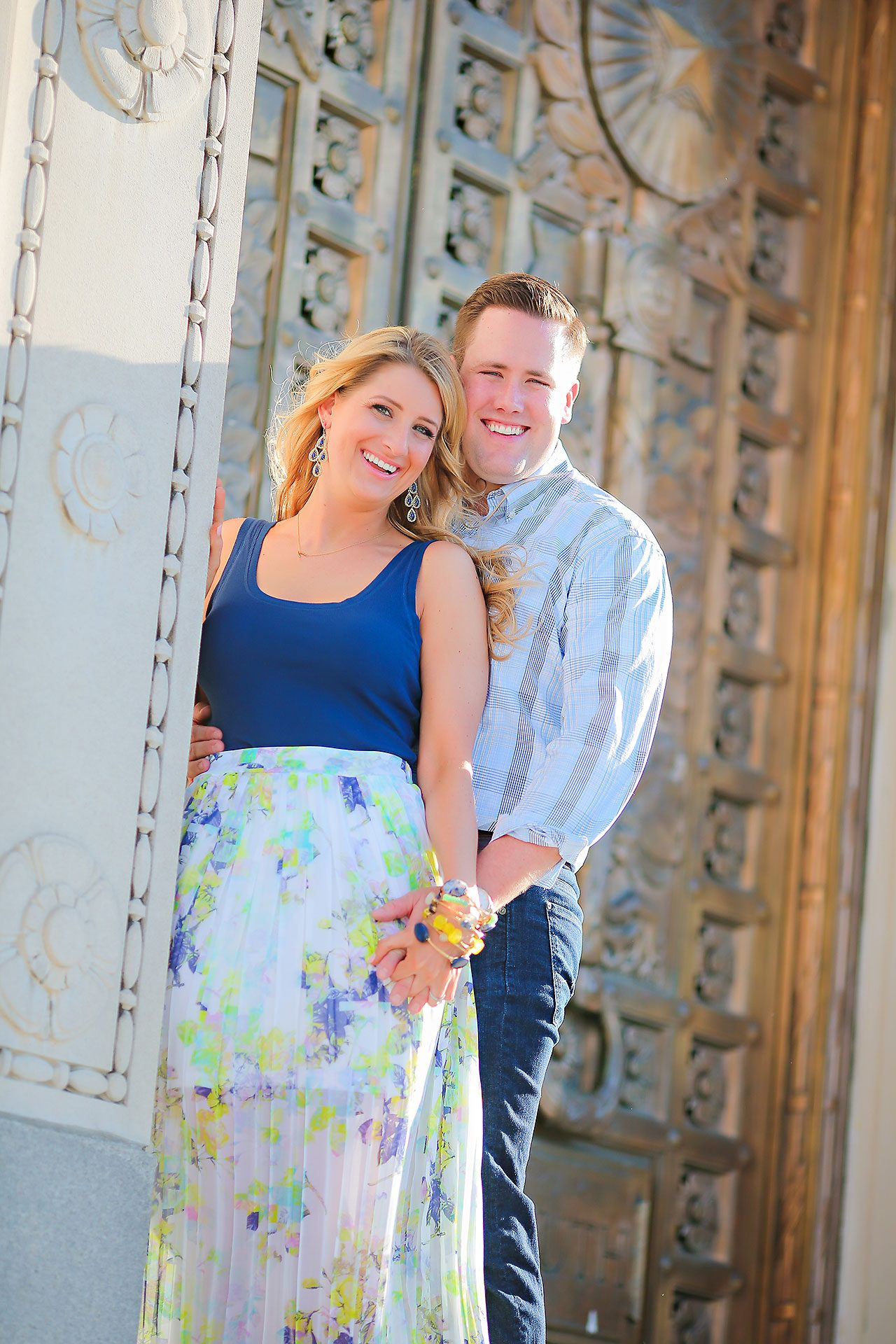 Taryn Jon Indianapolis Engagement Session 152