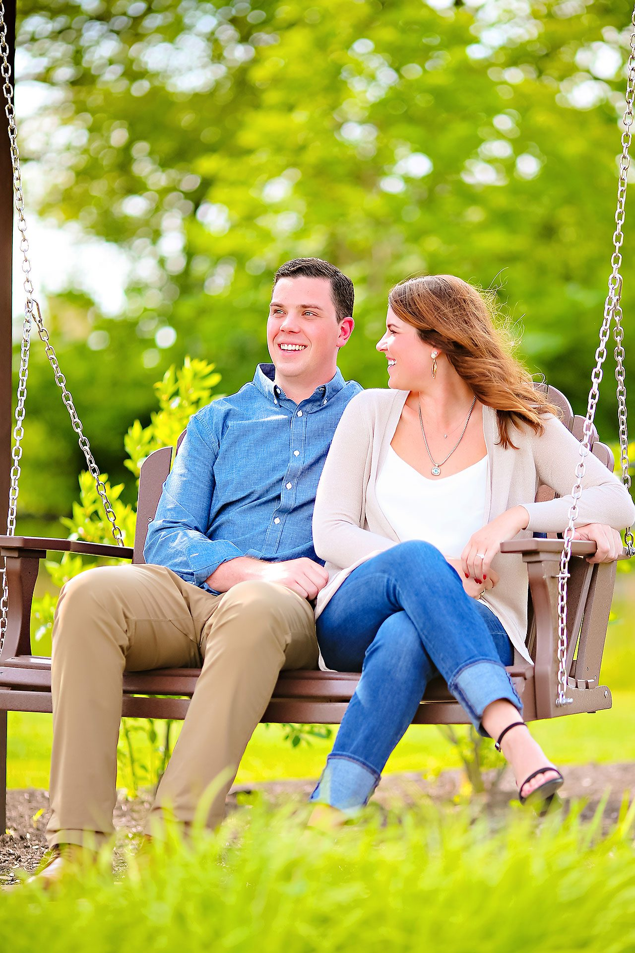 Emily JD Carmel Indiana Engagement Session 002
