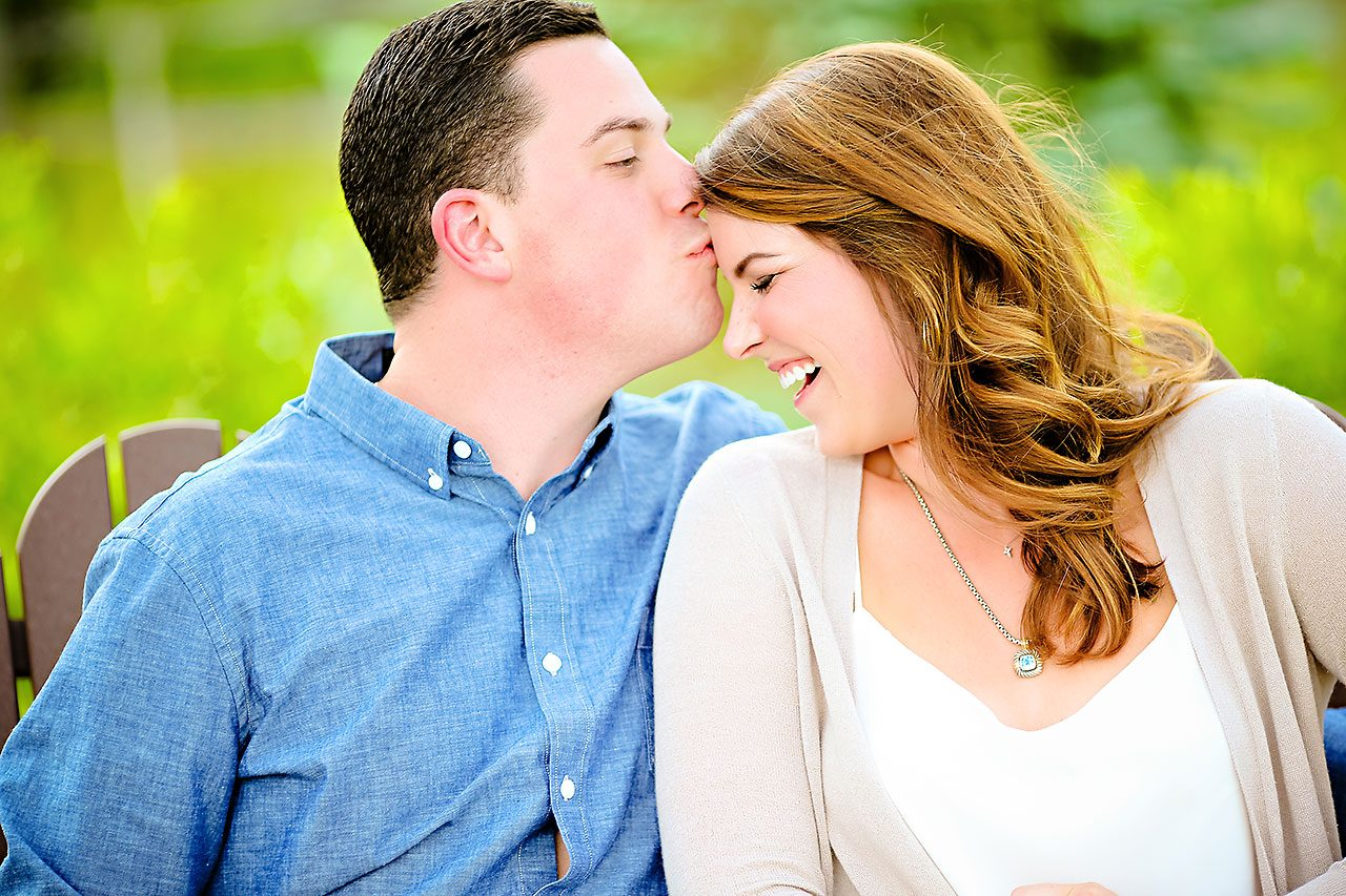 Emily JD Carmel Indiana Engagement Session 013