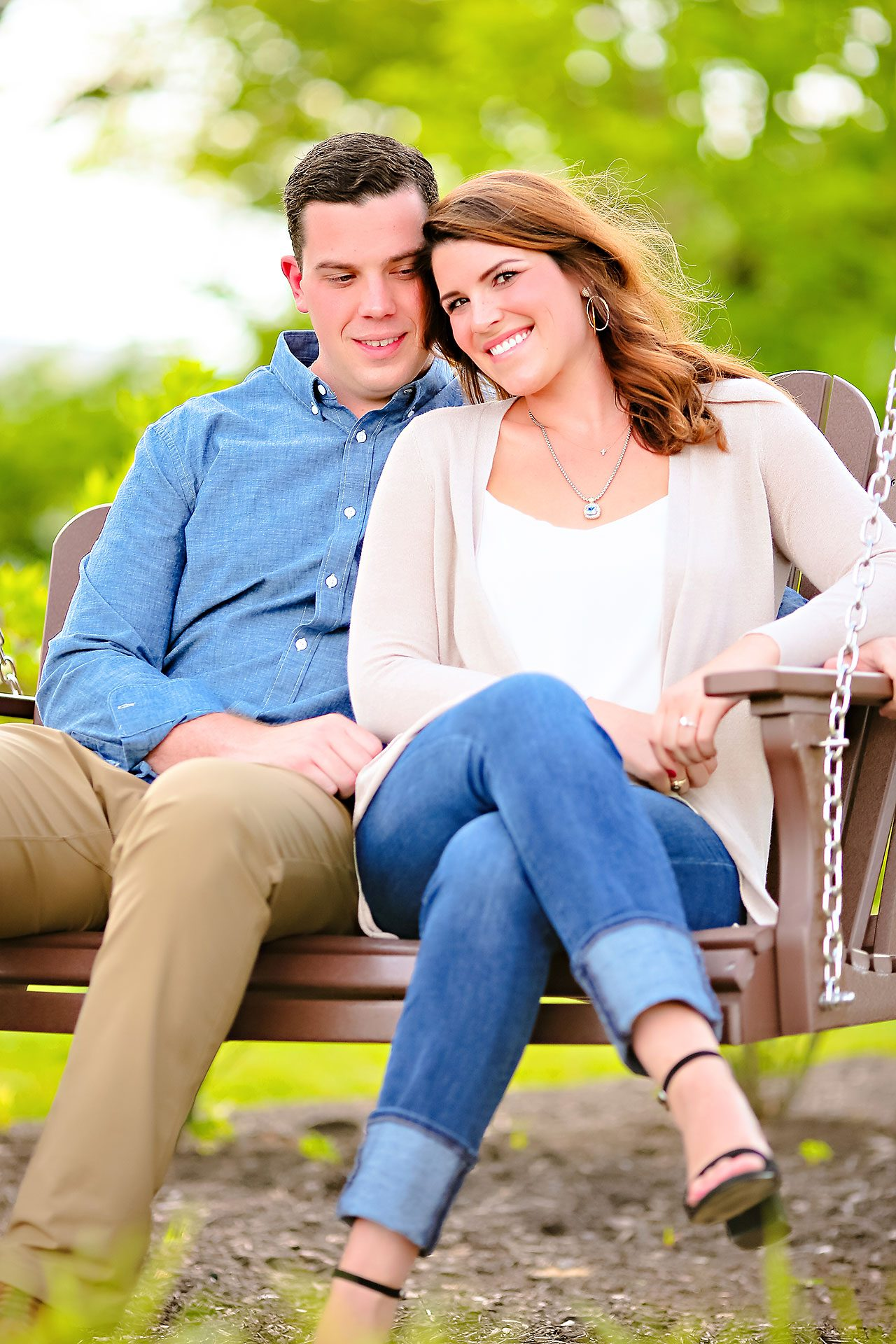 Emily JD Carmel Indiana Engagement Session 021