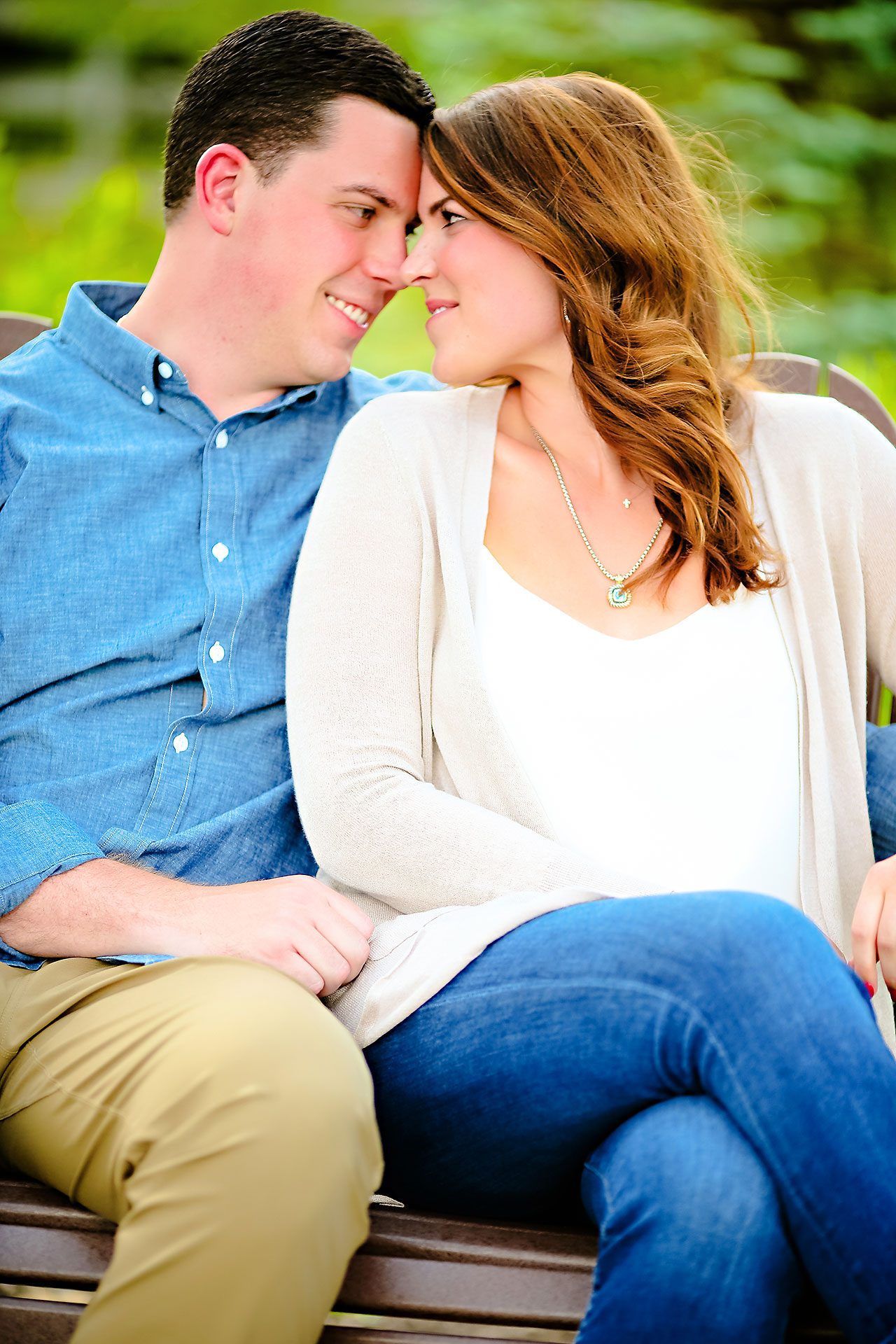 Emily JD Carmel Indiana Engagement Session 023