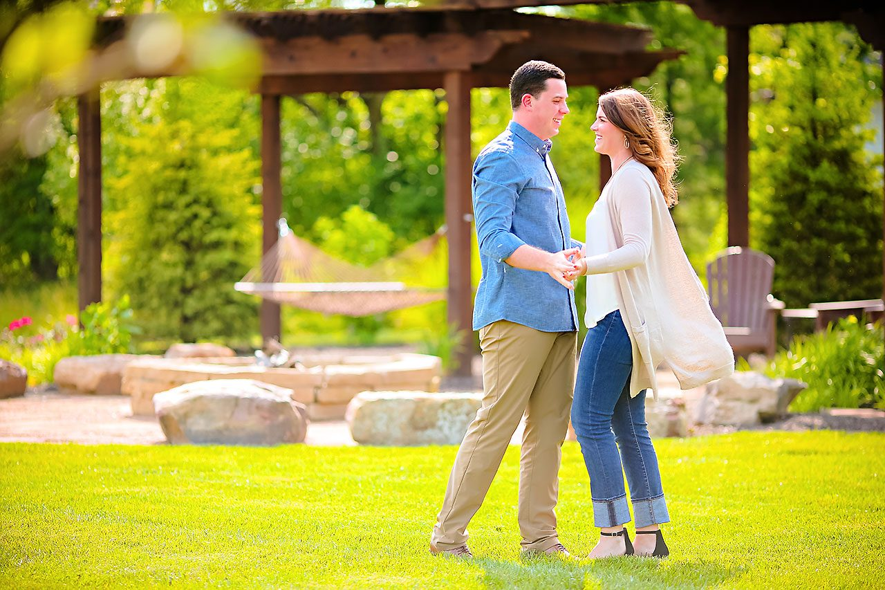 Emily JD Carmel Indiana Engagement Session 030