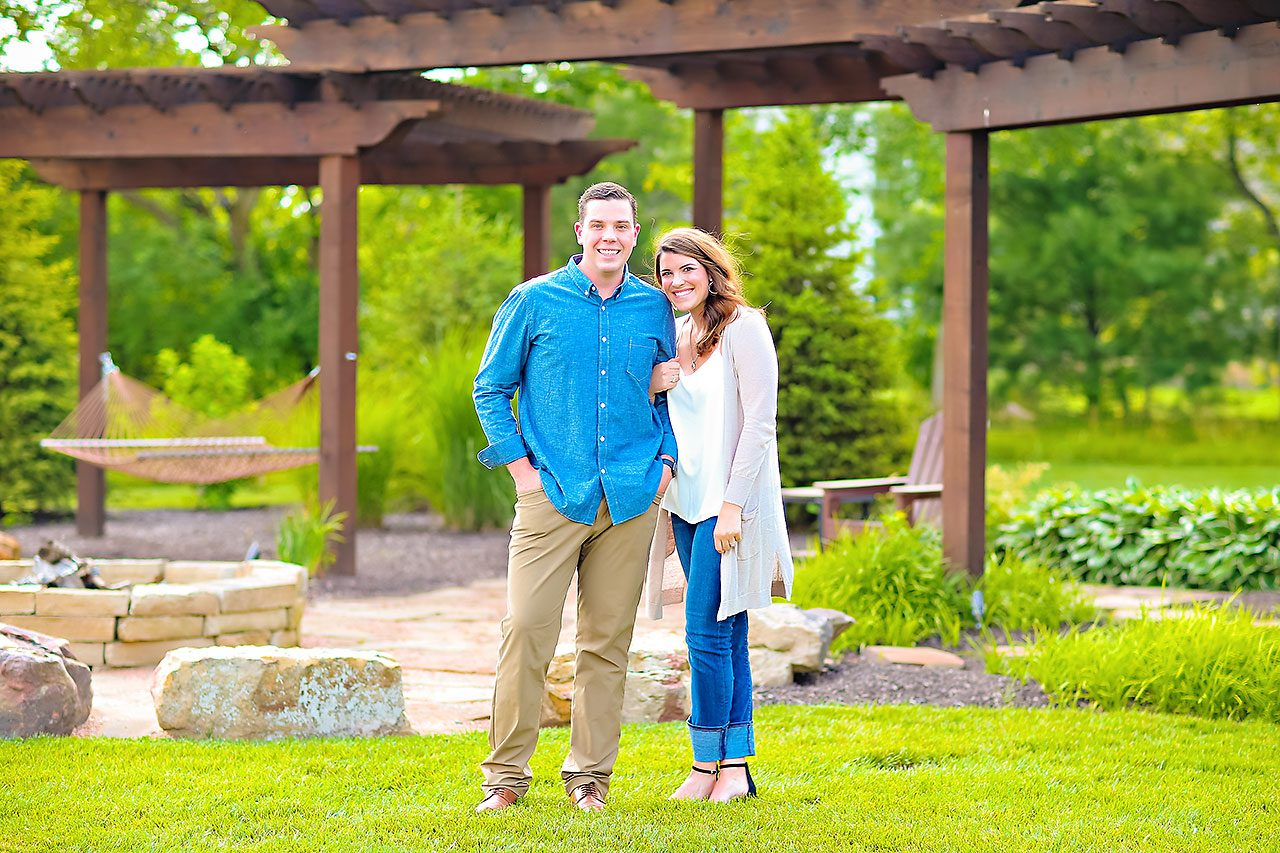 Emily JD Carmel Indiana Engagement Session 033
