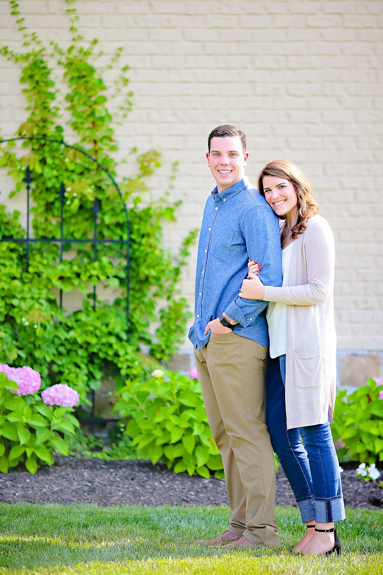 Emily JD Carmel Indiana Engagement Session 043