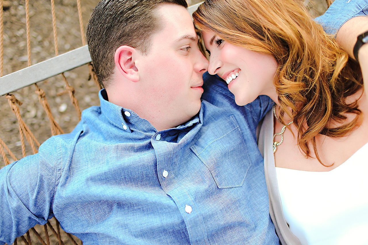 Emily JD Carmel Indiana Engagement Session 051