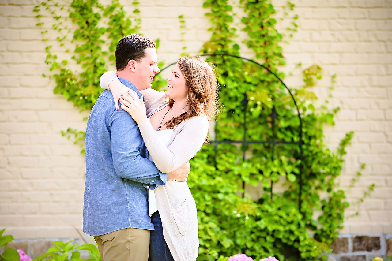 Emily JD Carmel Indiana Engagement Session 055
