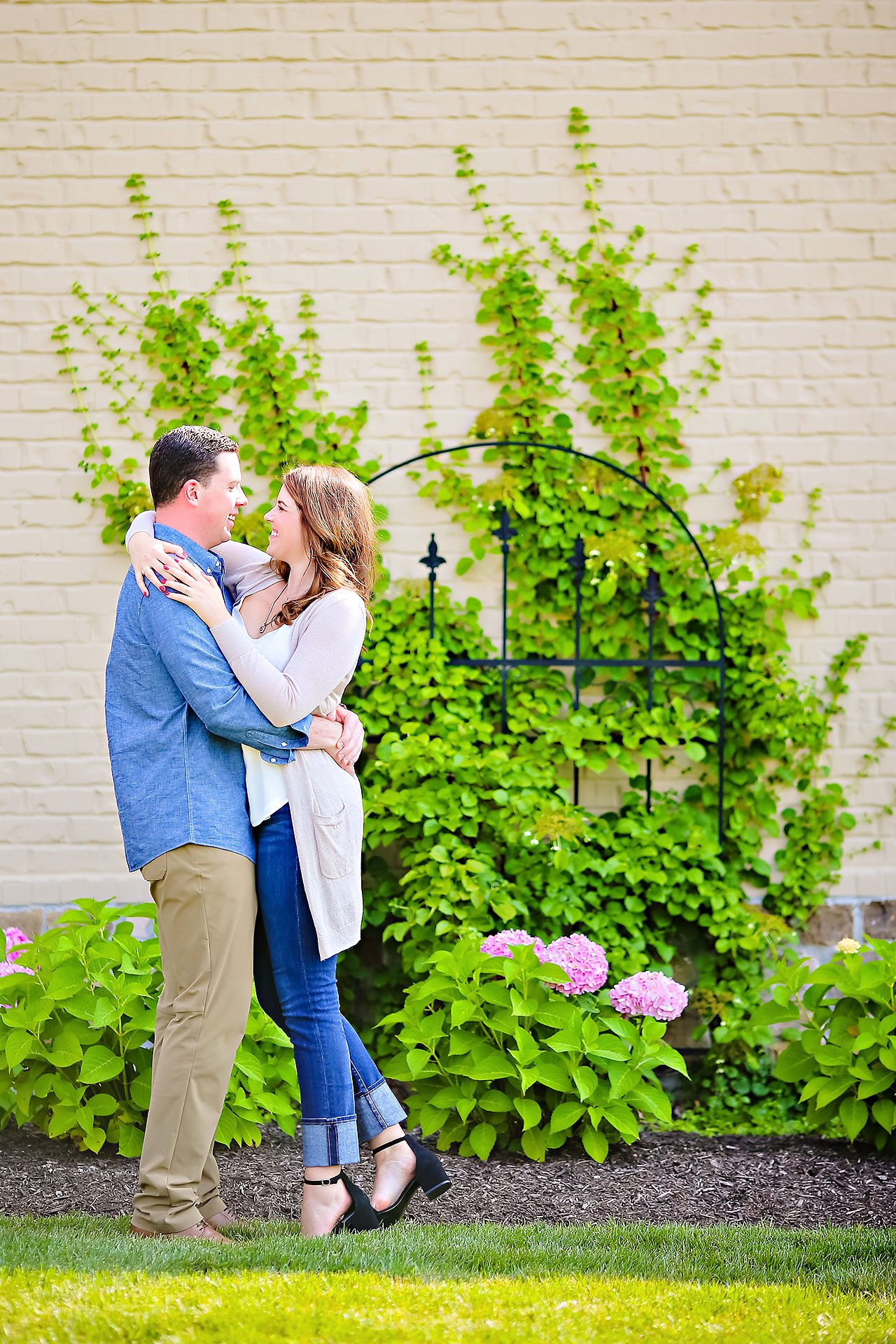 Emily JD Carmel Indiana Engagement Session 057