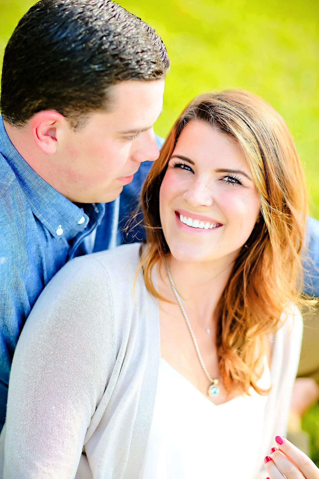 Emily JD Carmel Indiana Engagement Session 058