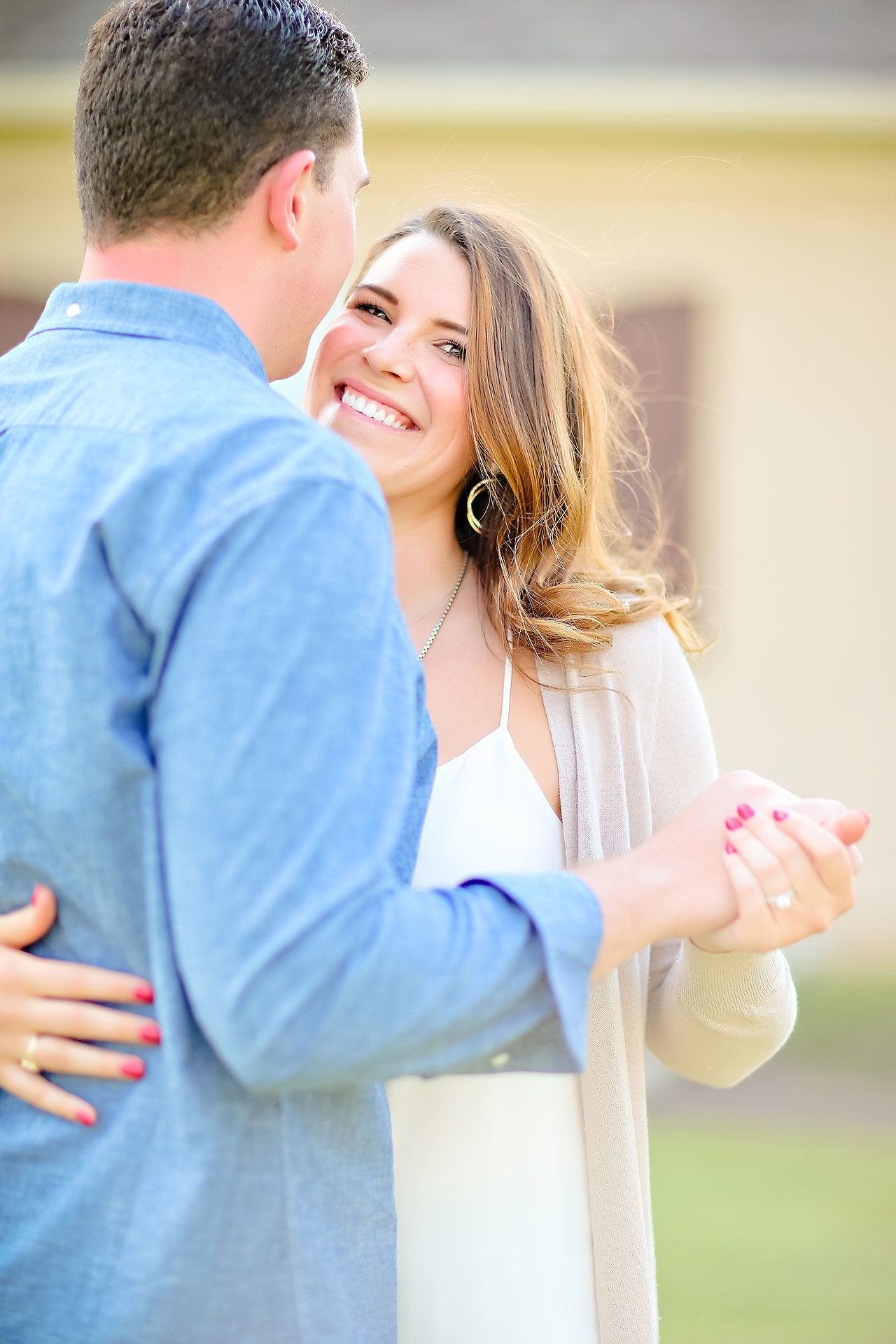 Emily JD Carmel Indiana Engagement Session 064