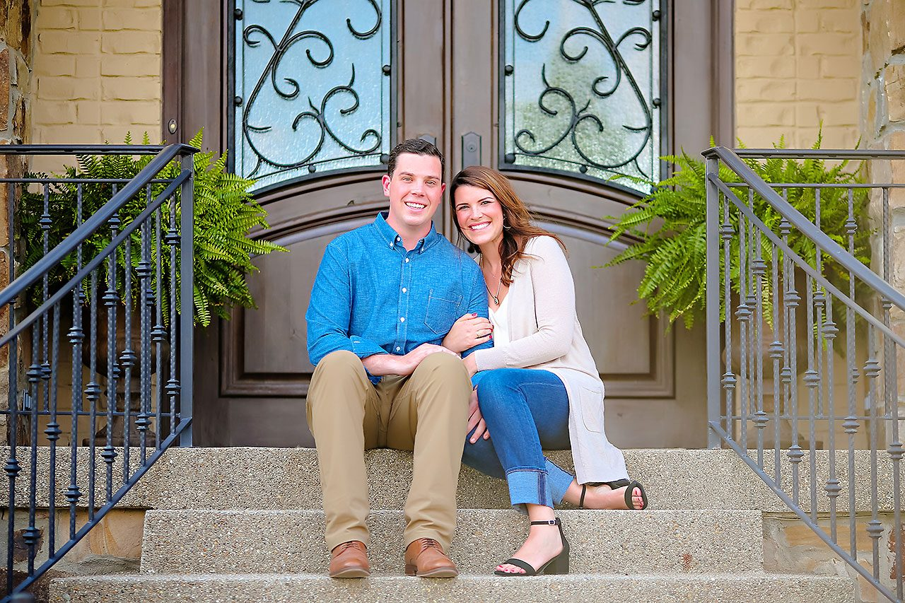 Emily JD Carmel Indiana Engagement Session 069