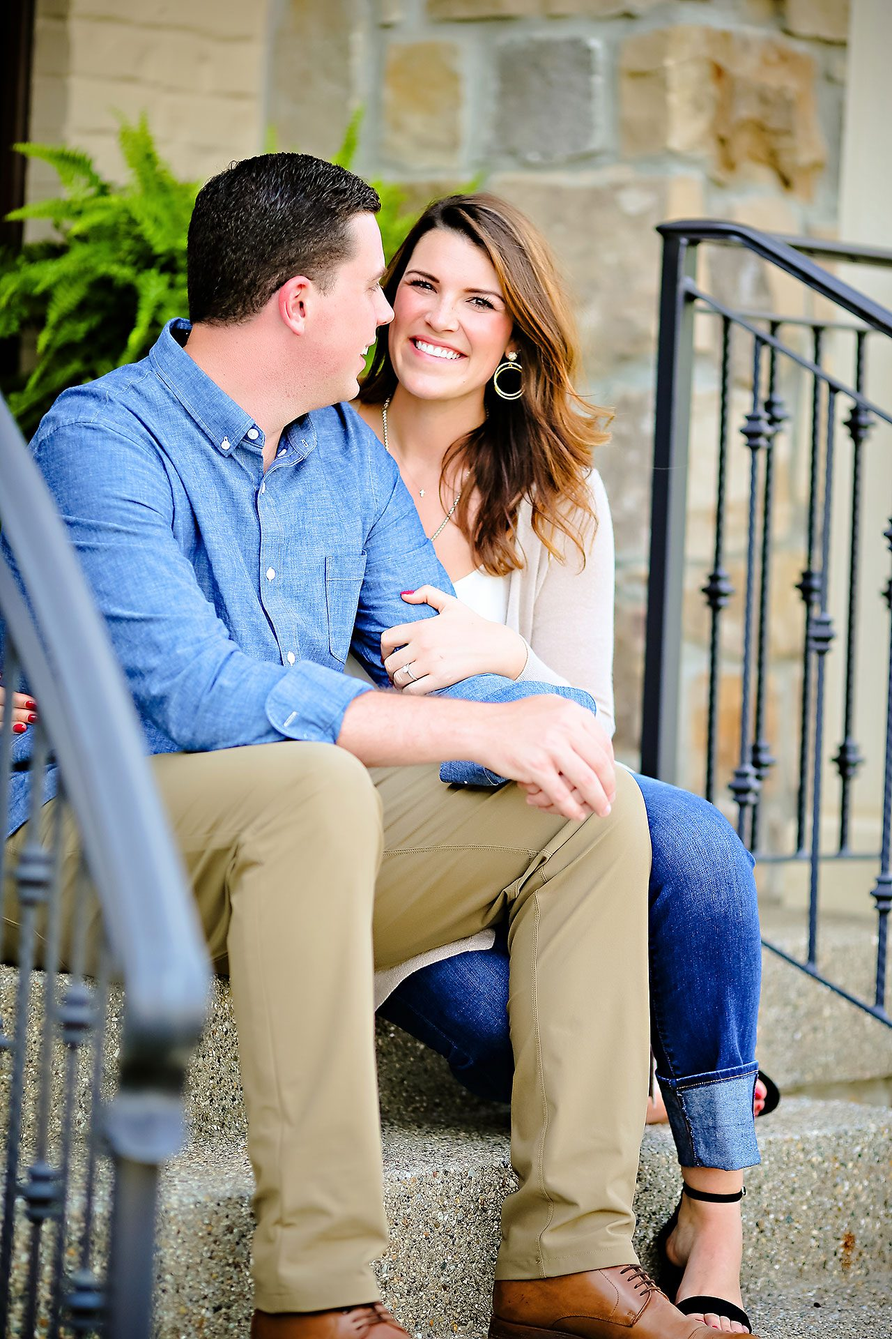 Emily JD Carmel Indiana Engagement Session 074