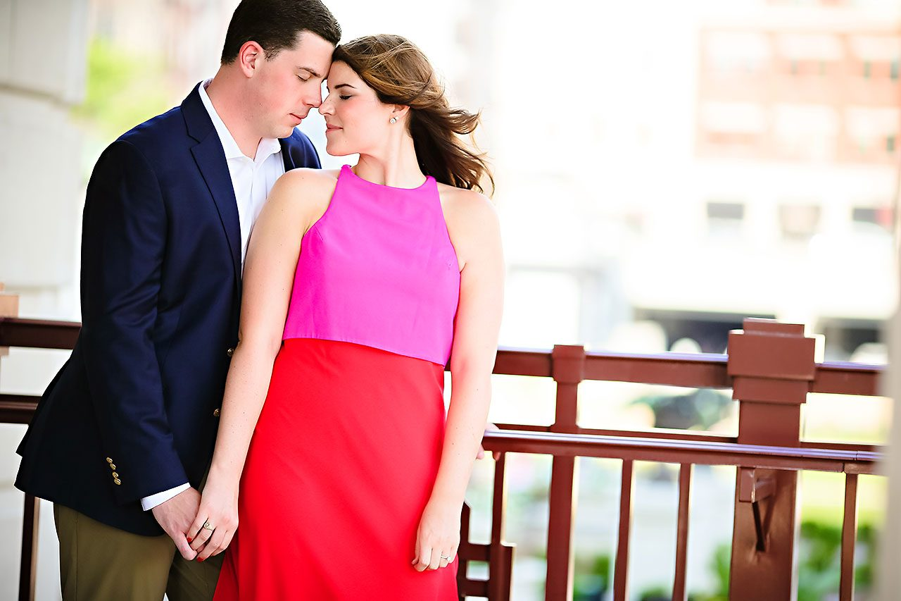 Emily JD Carmel Indiana Engagement Session 085