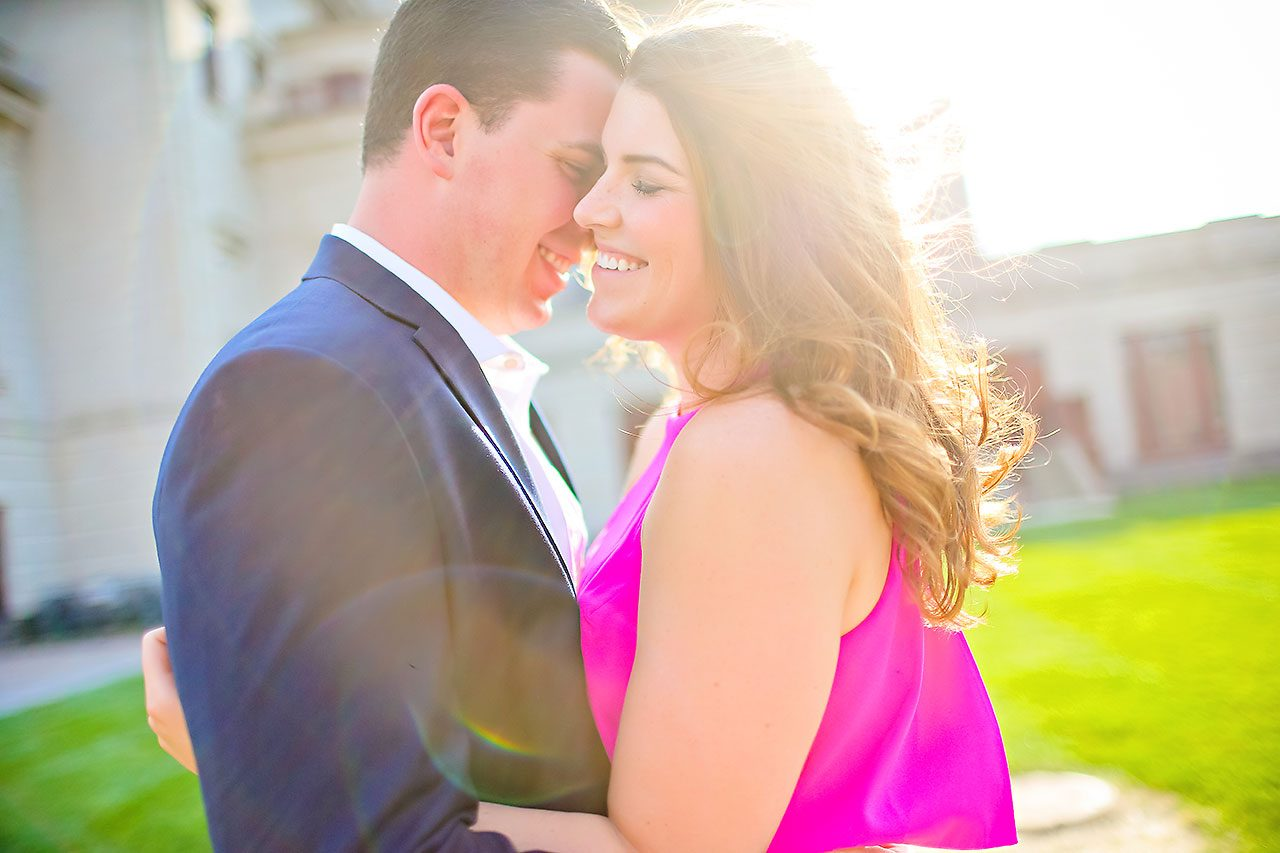 Emily JD Carmel Indiana Engagement Session 086
