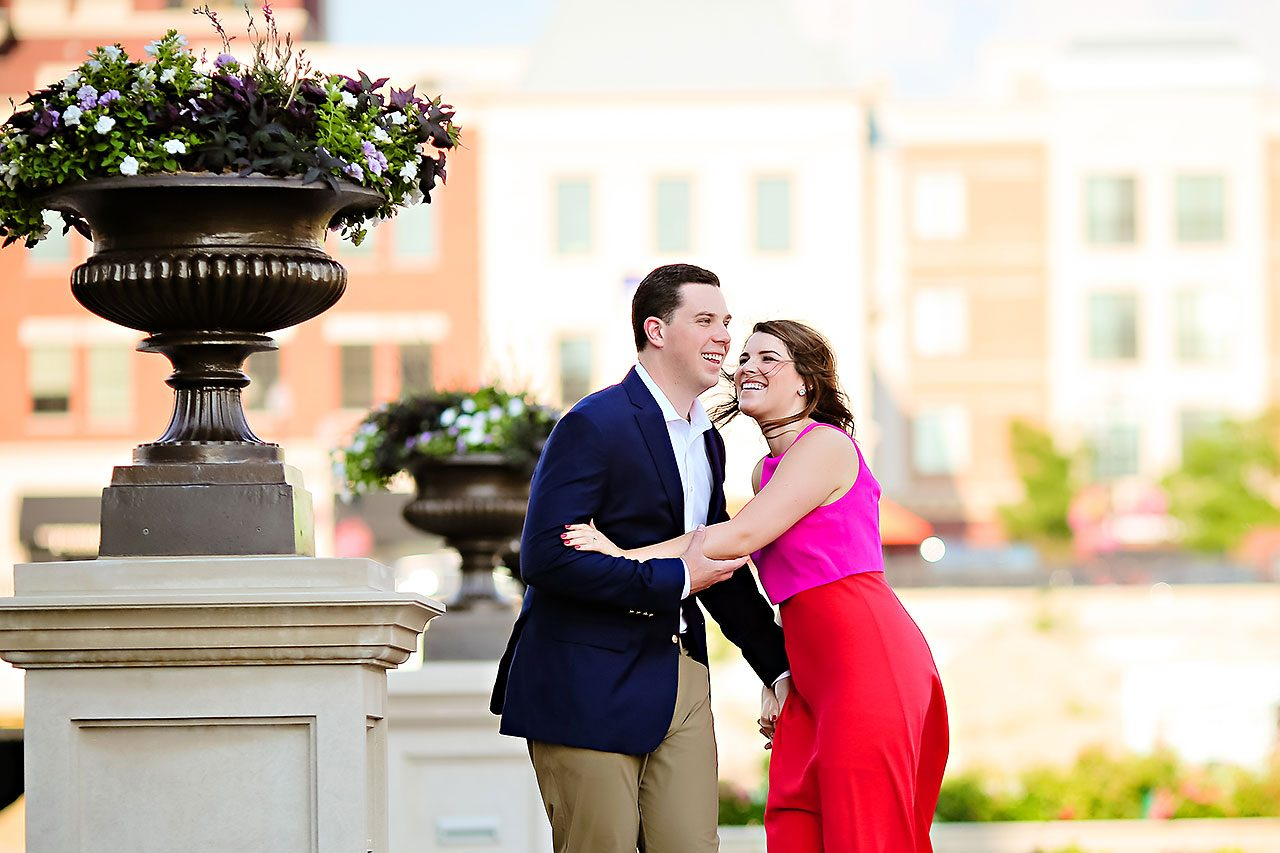 Emily JD Carmel Indiana Engagement Session 089