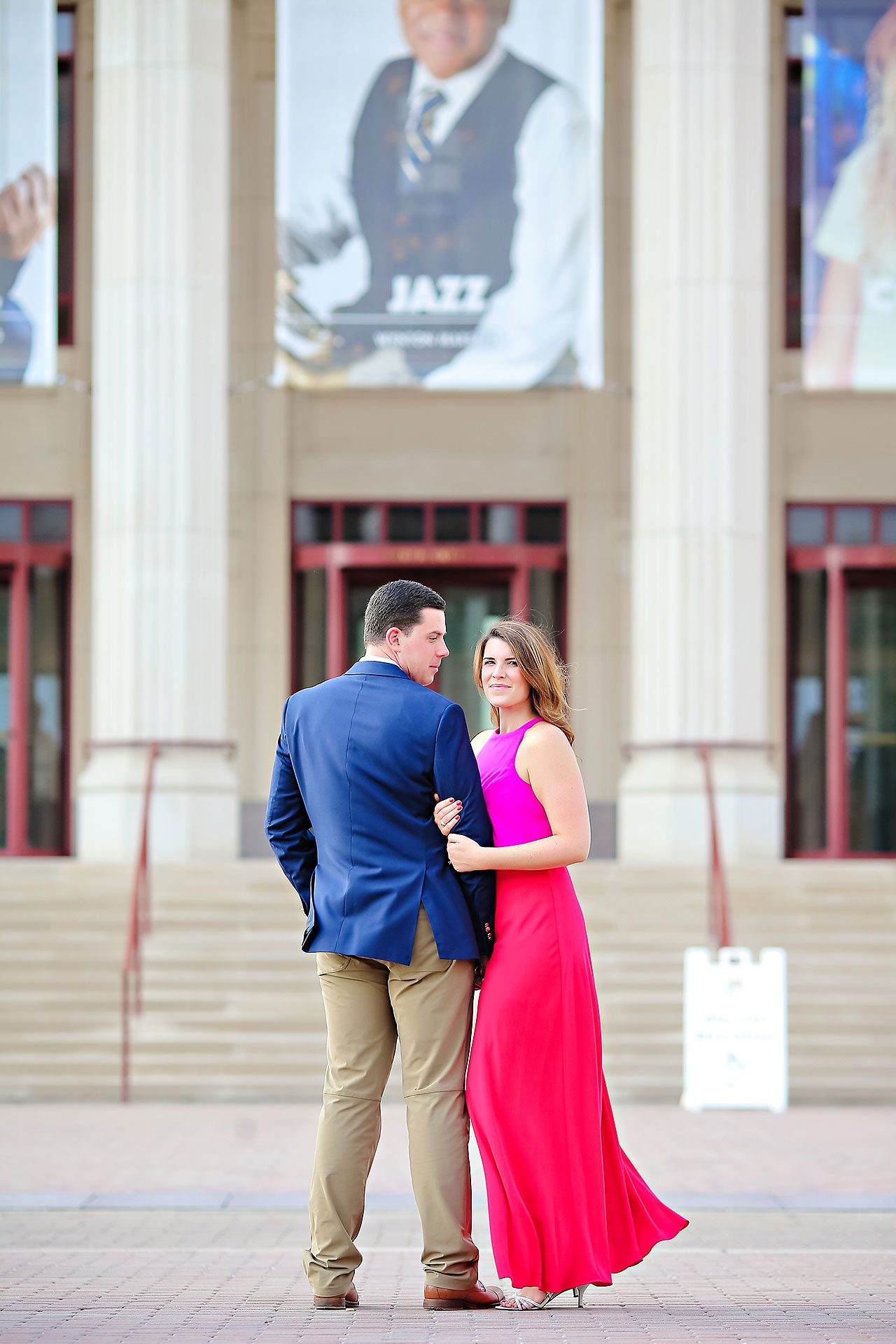 Emily JD Carmel Indiana Engagement Session 090