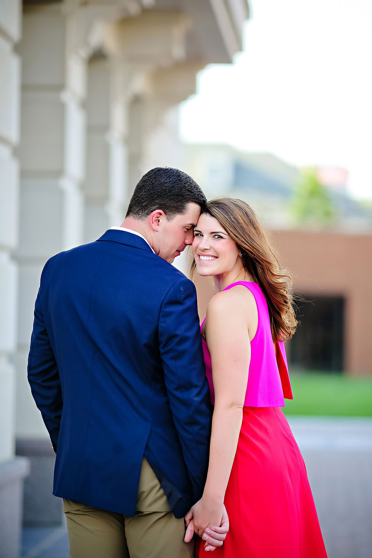 Emily JD Carmel Indiana Engagement Session 093
