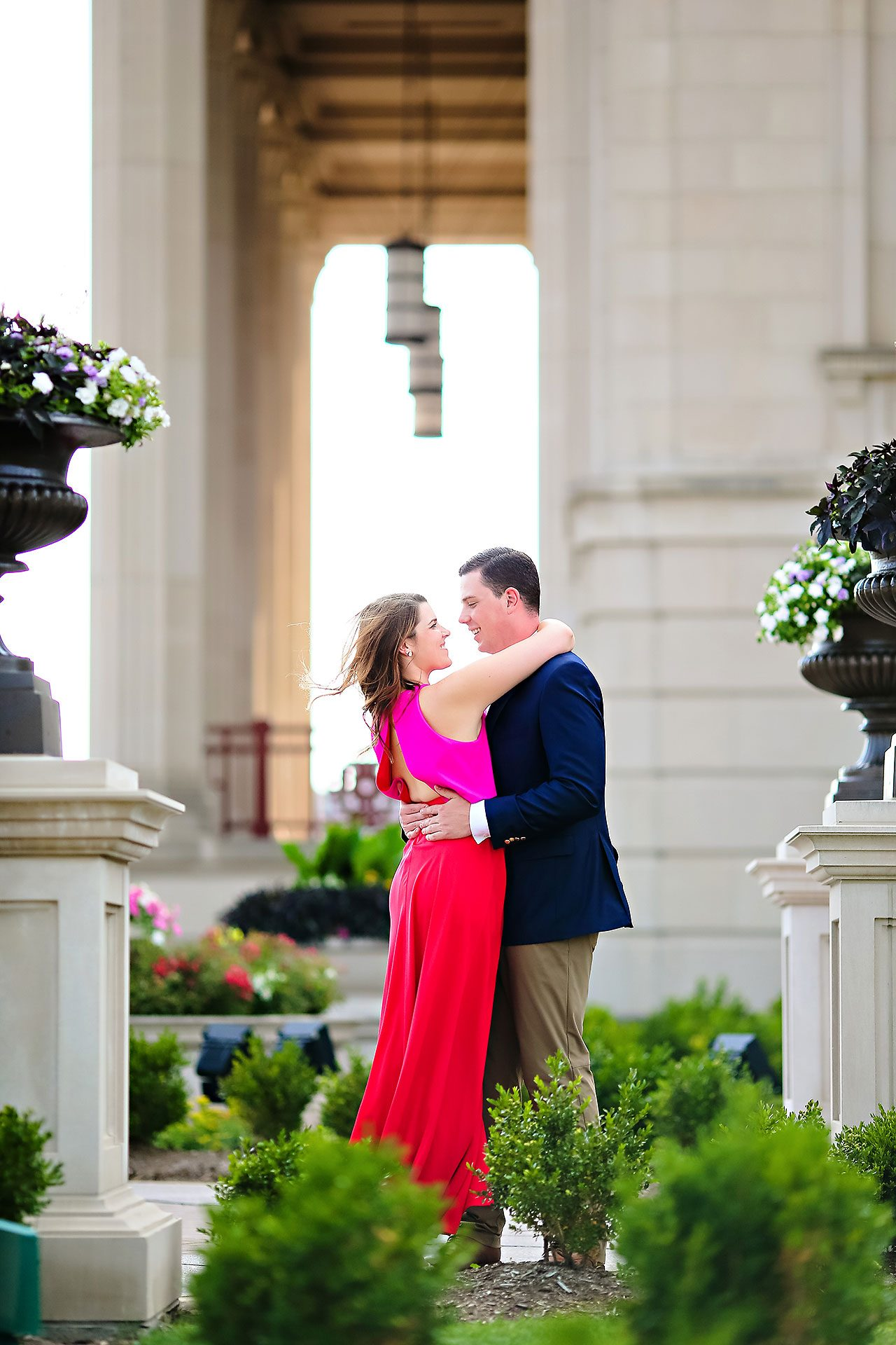 Emily JD Carmel Indiana Engagement Session 095
