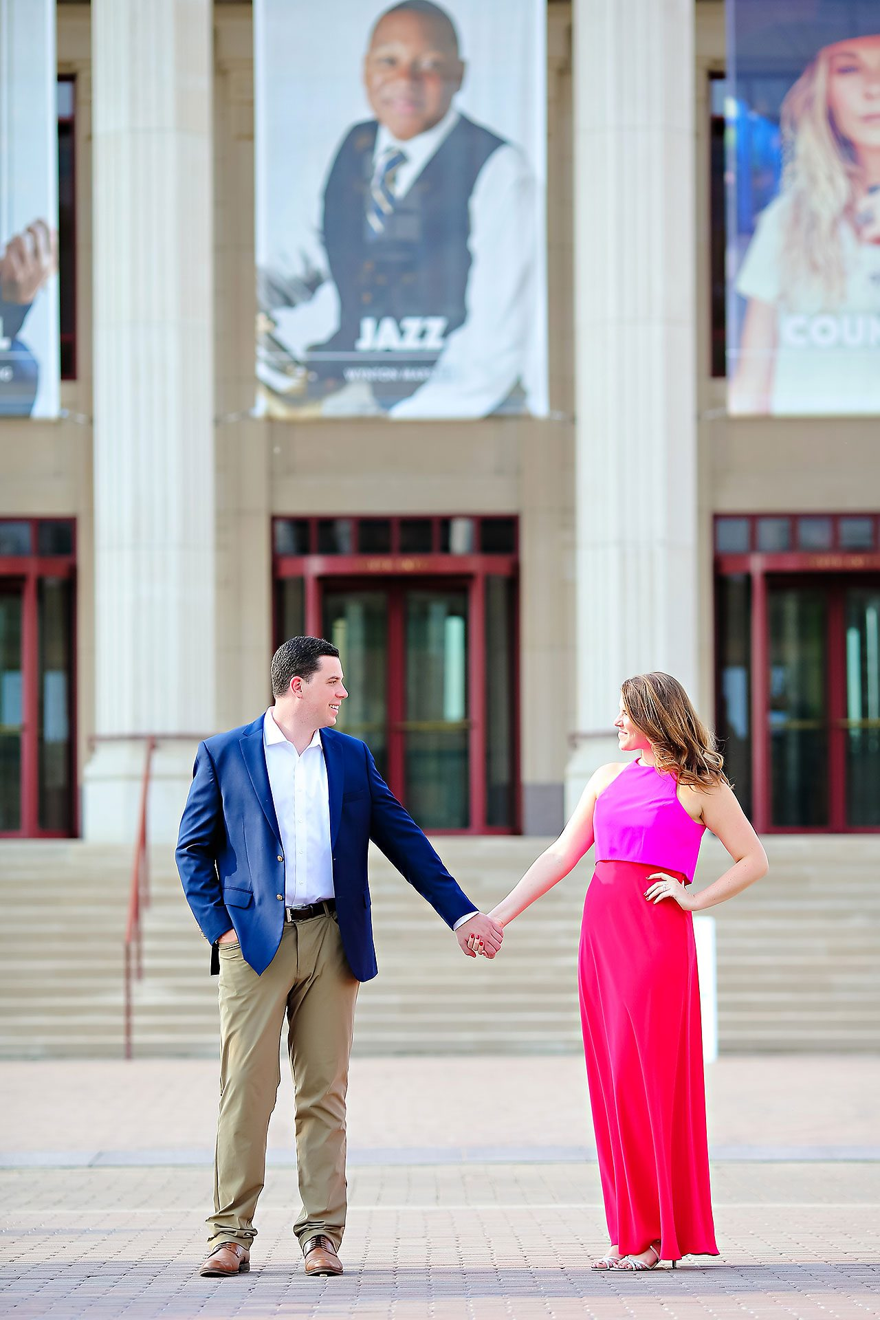 Emily JD Carmel Indiana Engagement Session 097