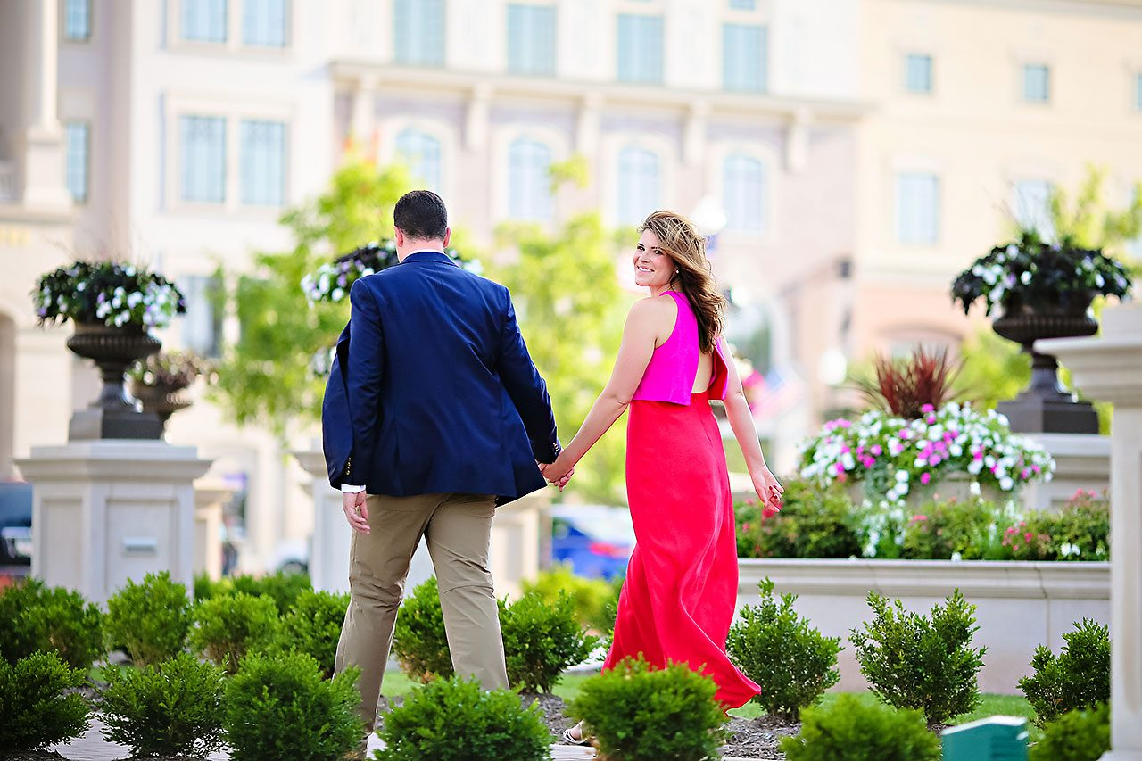 Emily JD Carmel Indiana Engagement Session 099