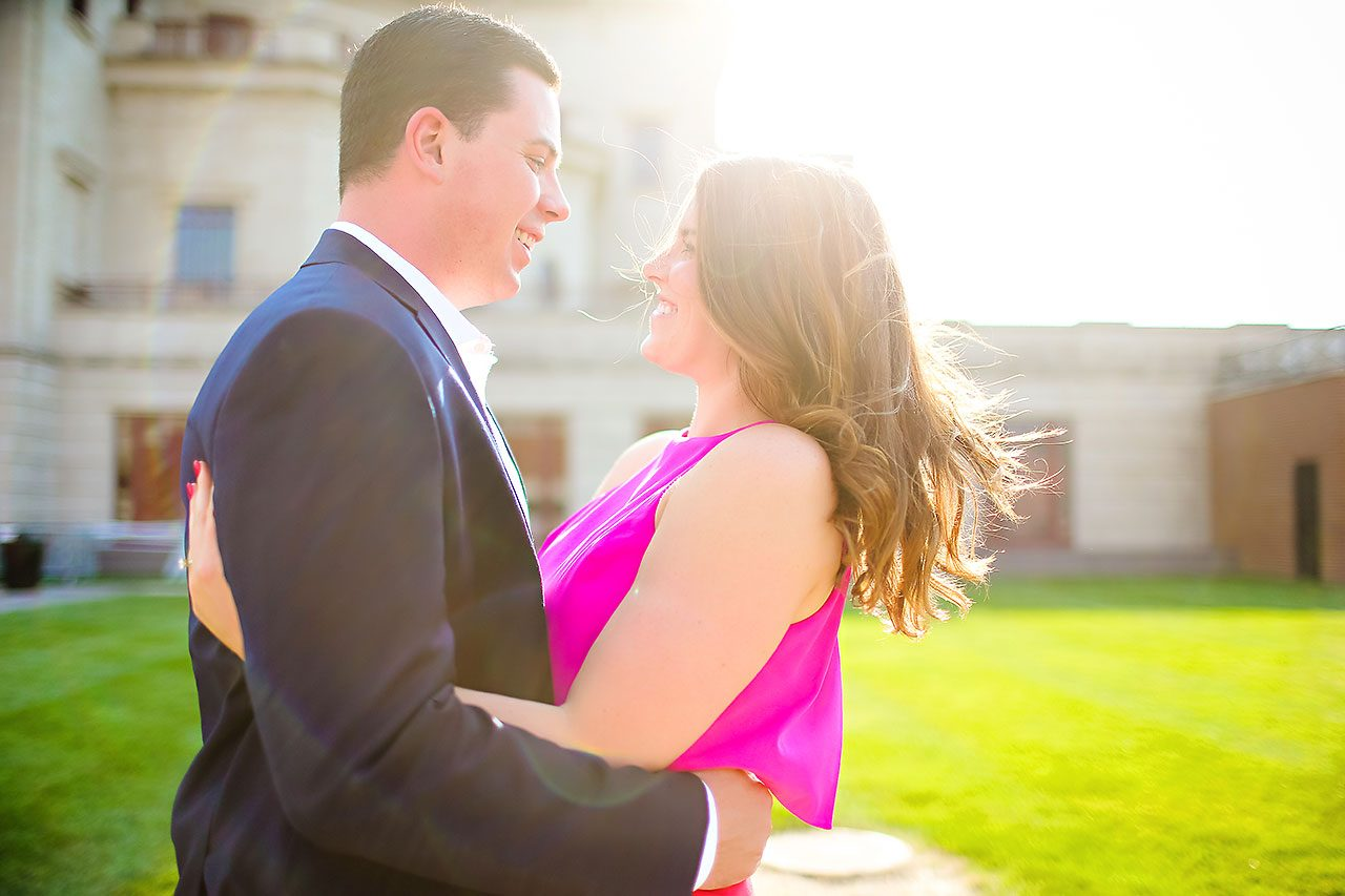 Emily JD Carmel Indiana Engagement Session 100