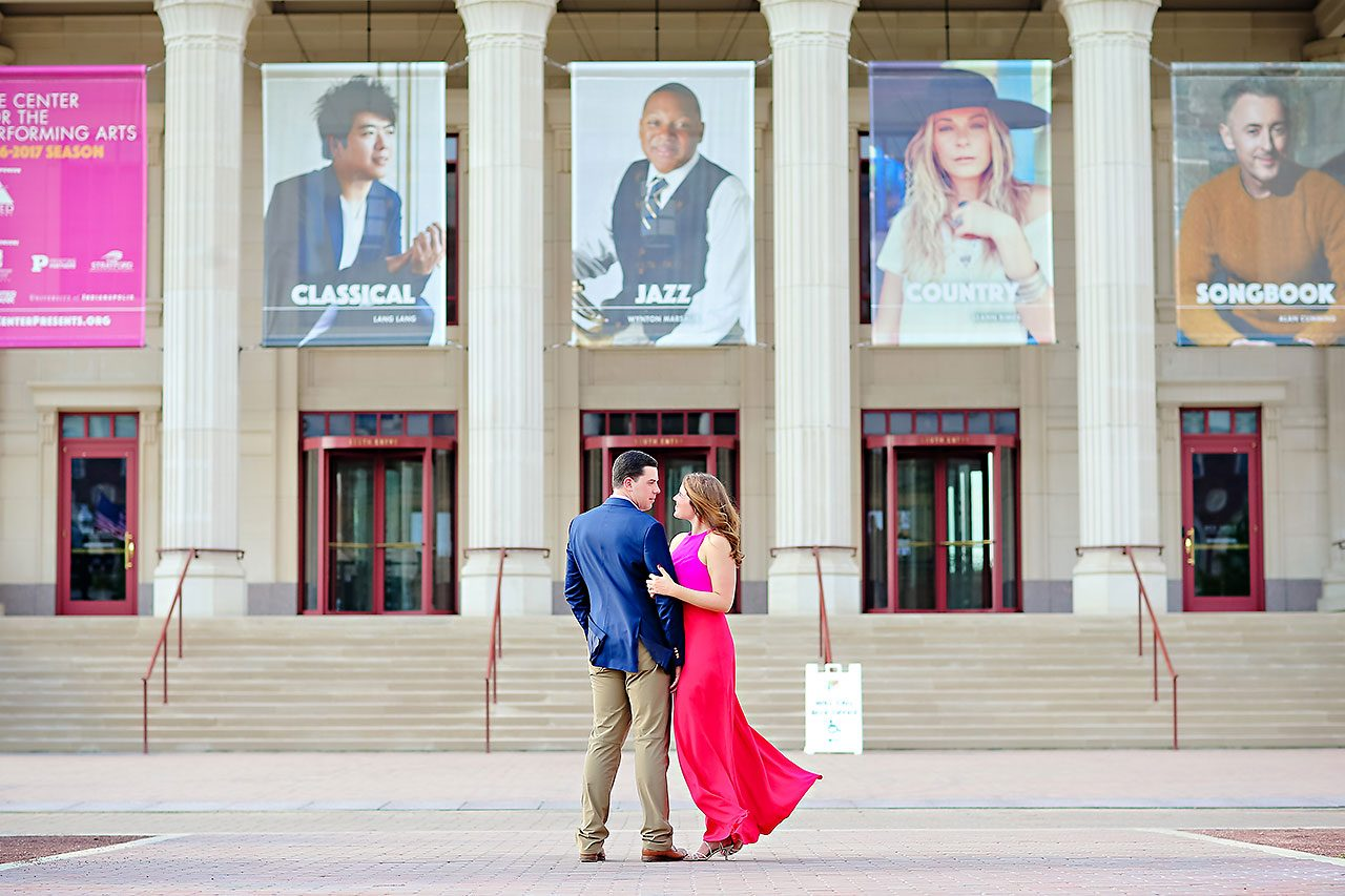 Emily JD Carmel Indiana Engagement Session 103