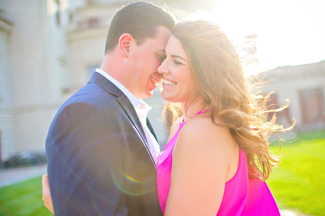 Emily JD Carmel Indiana Engagement Session 104