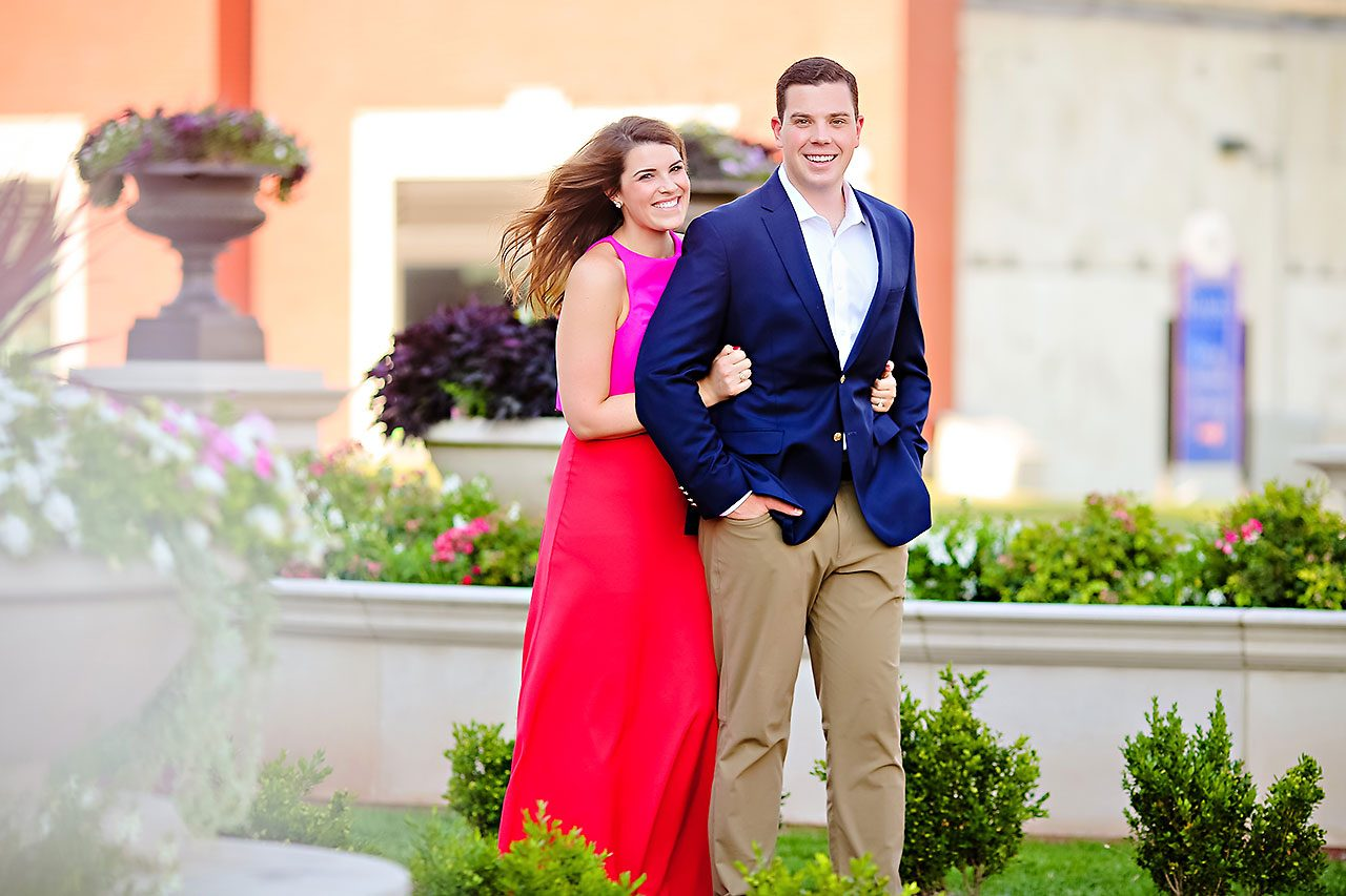 Emily JD Carmel Indiana Engagement Session 105