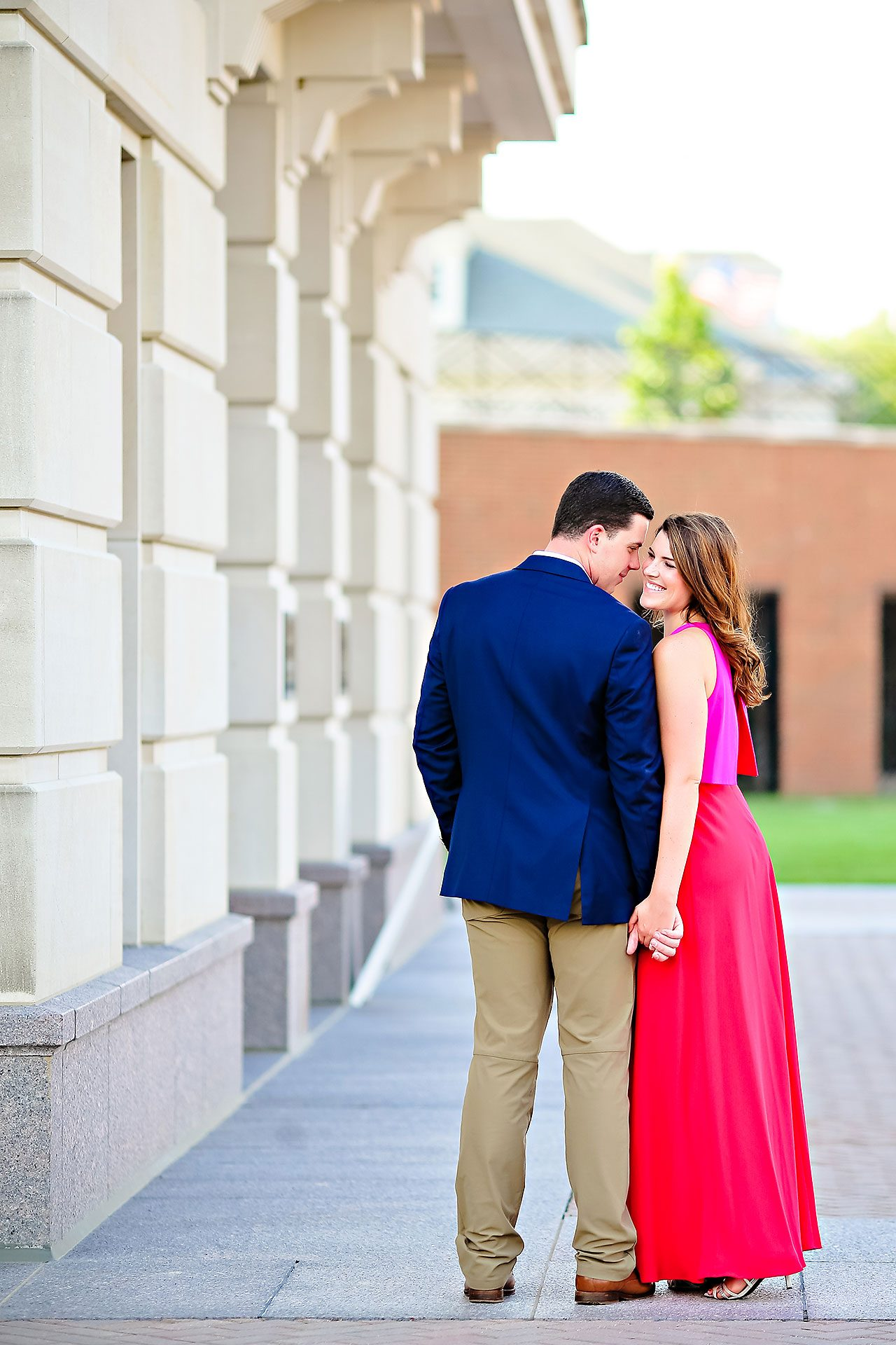 Emily JD Carmel Indiana Engagement Session 106