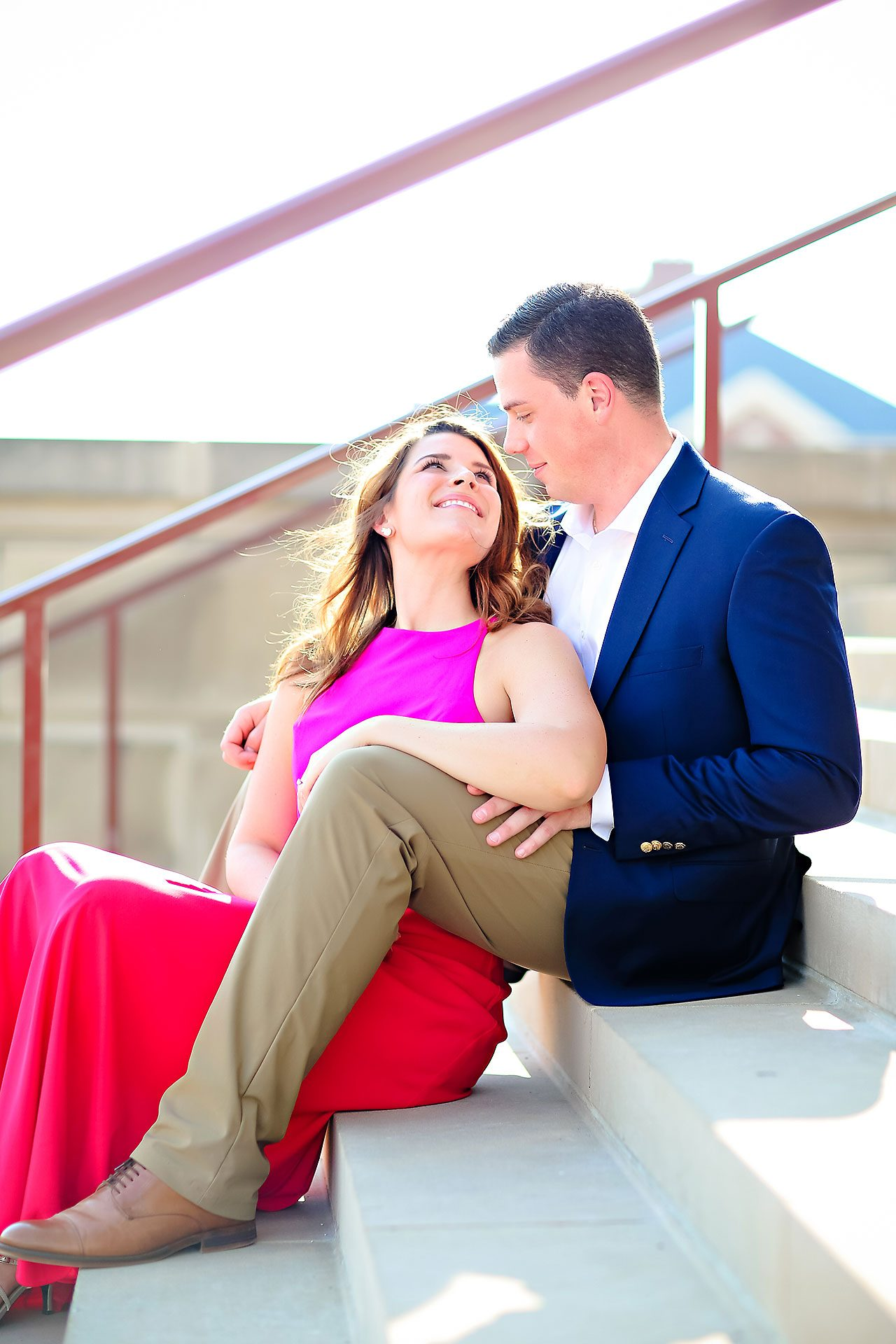 Emily JD Carmel Indiana Engagement Session 107