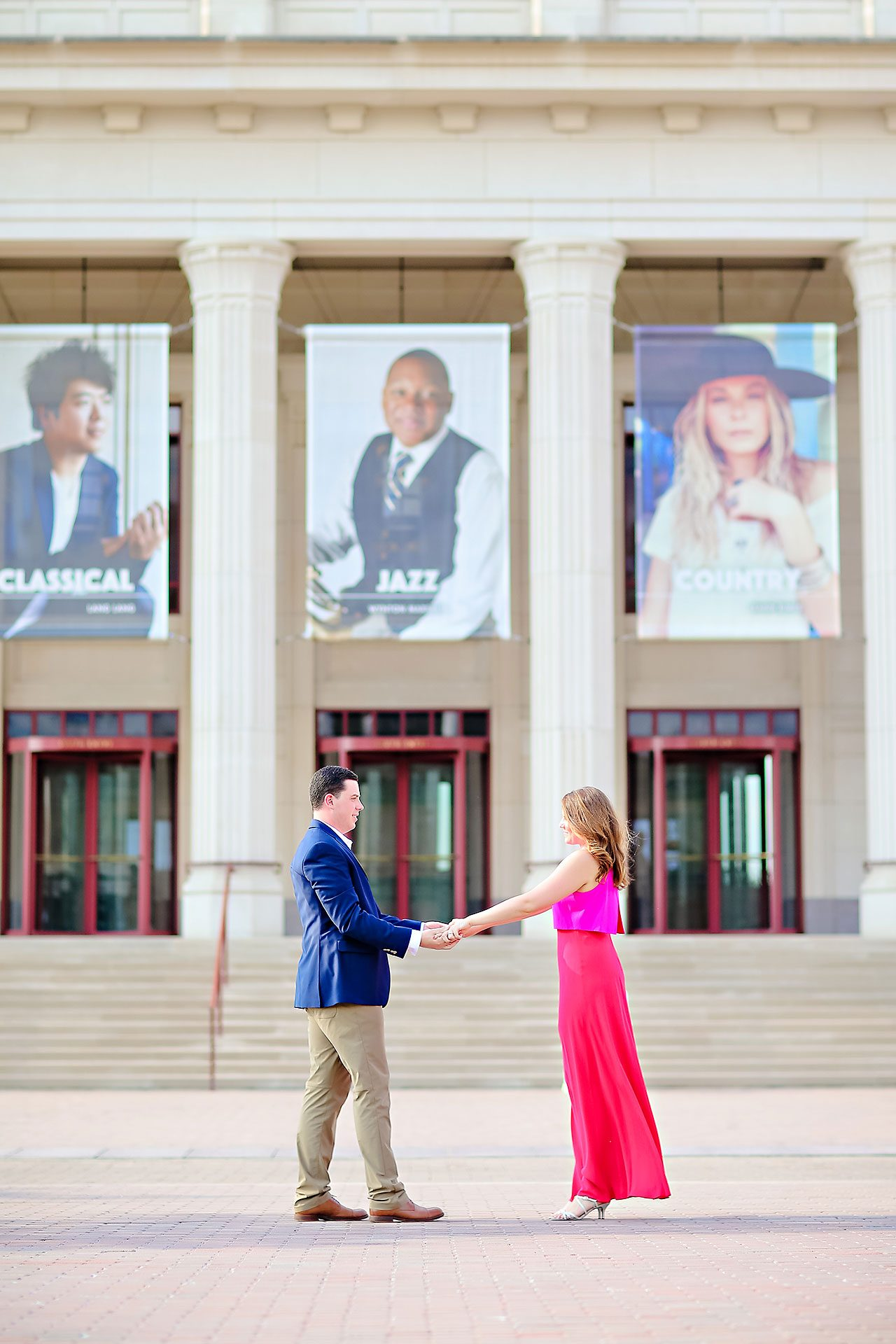 Emily JD Carmel Indiana Engagement Session 114